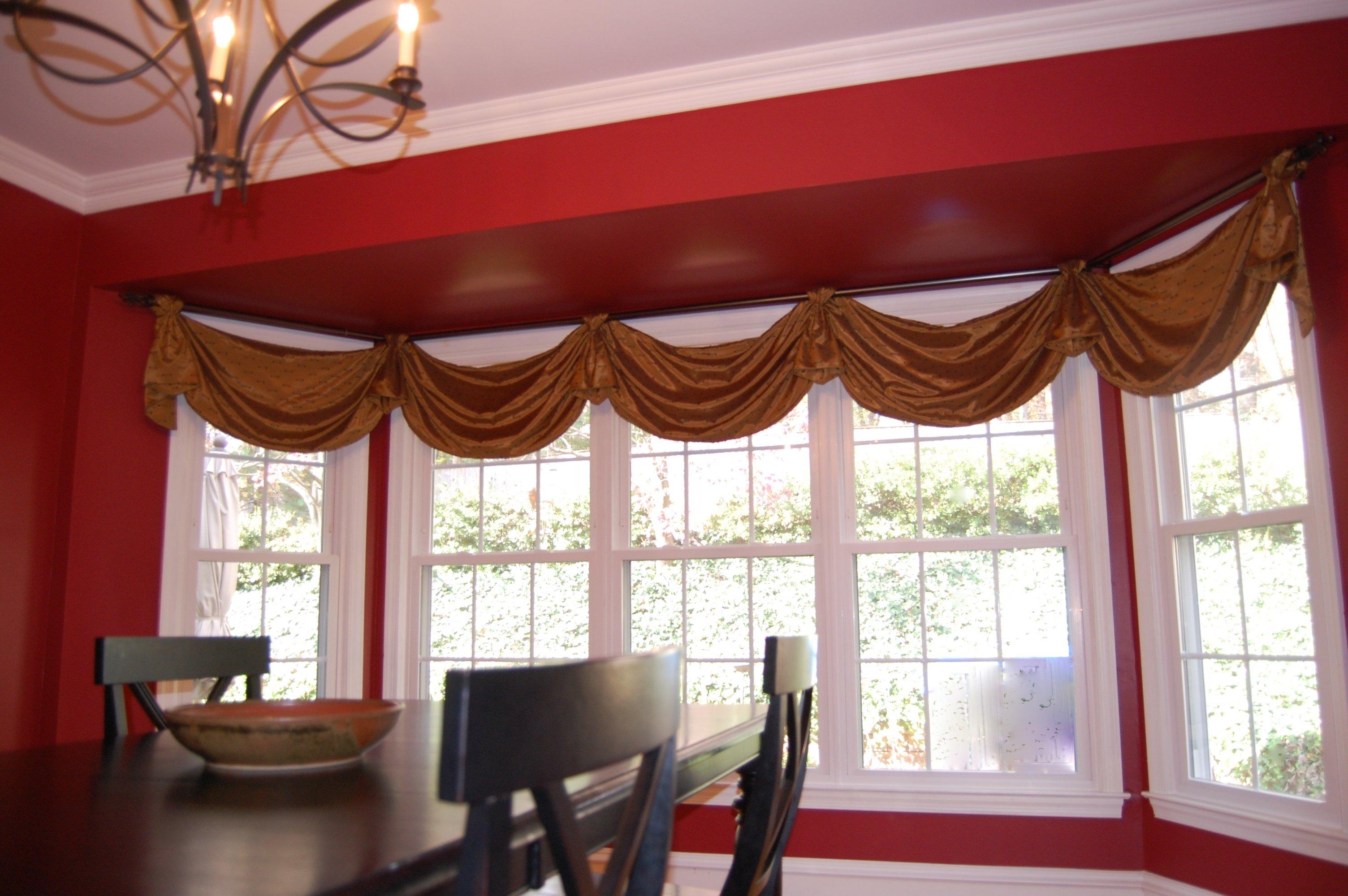 10 Stylish Valance Ideas For Large Windows fresh design window curtain box ideas curtains 2020