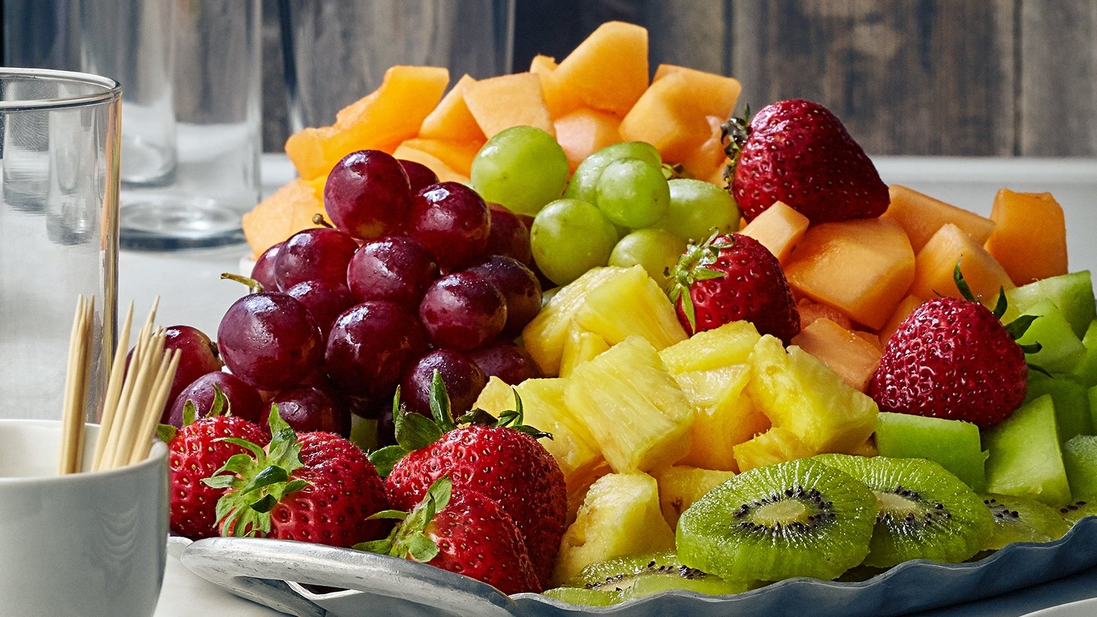 10 Attractive Fruit Tray Ideas For Parties fresh fruit party platters in store pickup the fresh market 2021