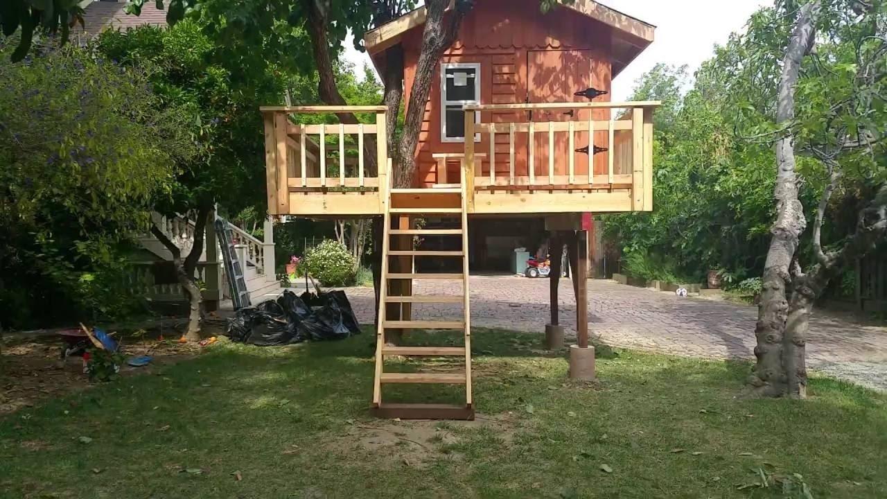 10 Wonderful Tree House Ideas For Kids fresh ideas backyard treehouse completely free tree house plans 2020