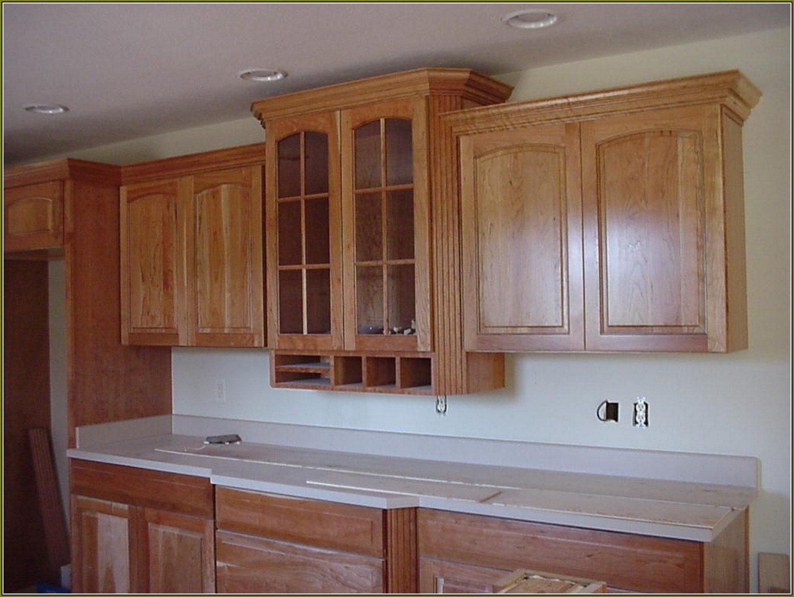 10 Beautiful Kitchen Cabinet Crown Molding Ideas 2020