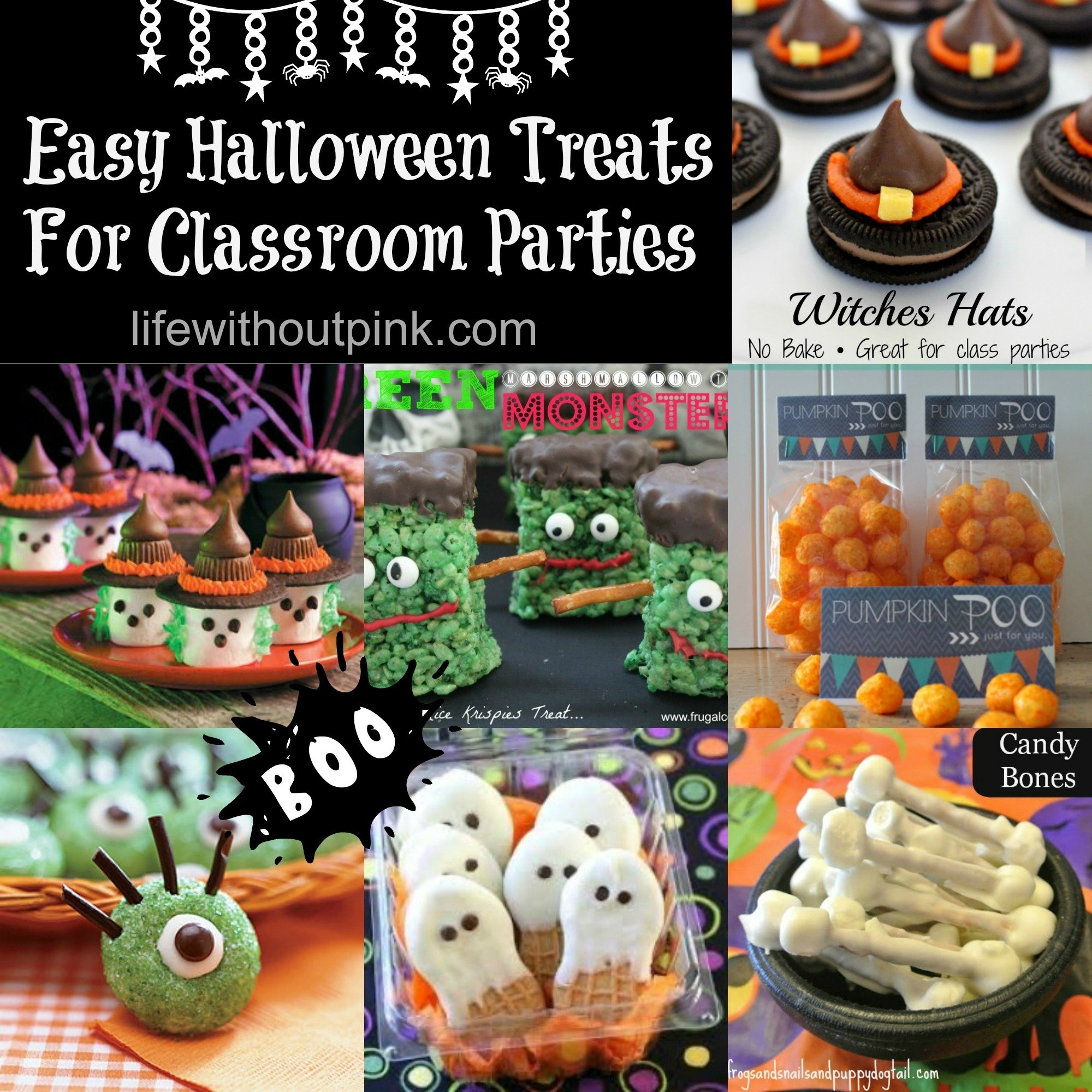 10 Unique Halloween Treat Ideas For School friday fresh picks easy halloween treats for classroom parties 1 2020