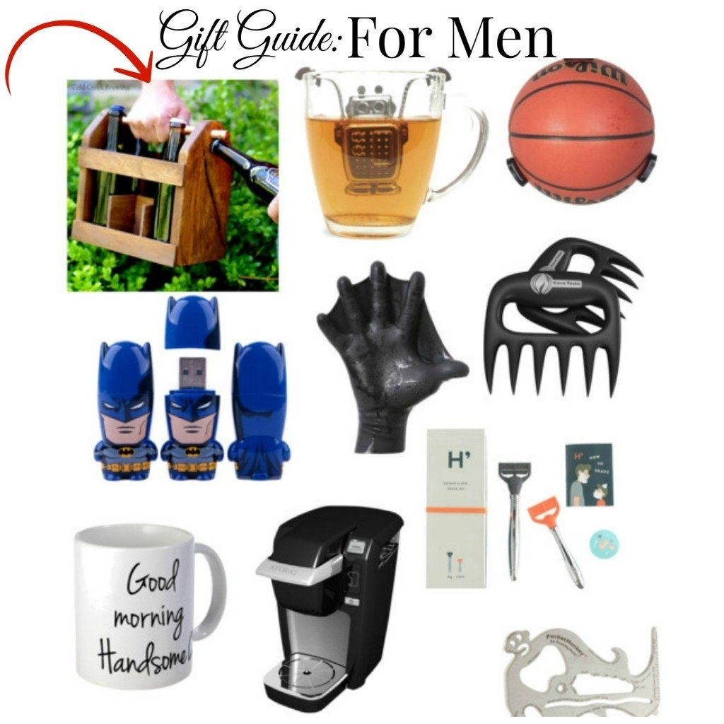 10 Pretty Gift Ideas For A Man friday fresh picks gift ideas for men life without pink 2020