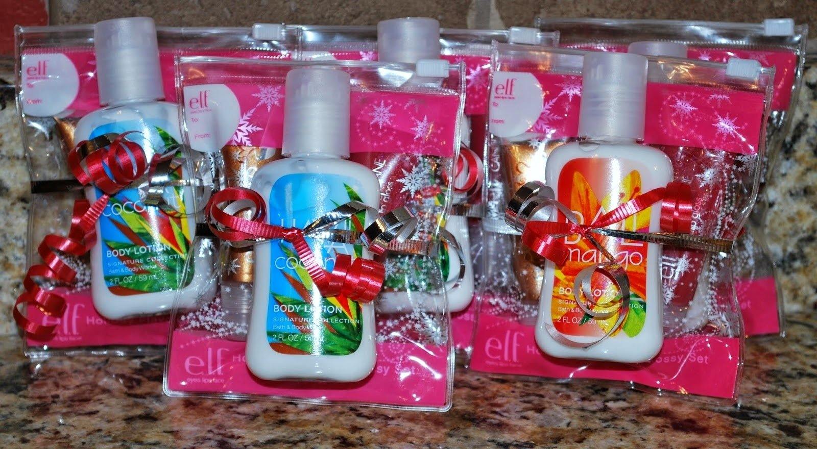 10 Pretty Cute Christmas Ideas For Friends friend christmas gift ideas withal xmas gifts lotion and lipgloss 2 2021