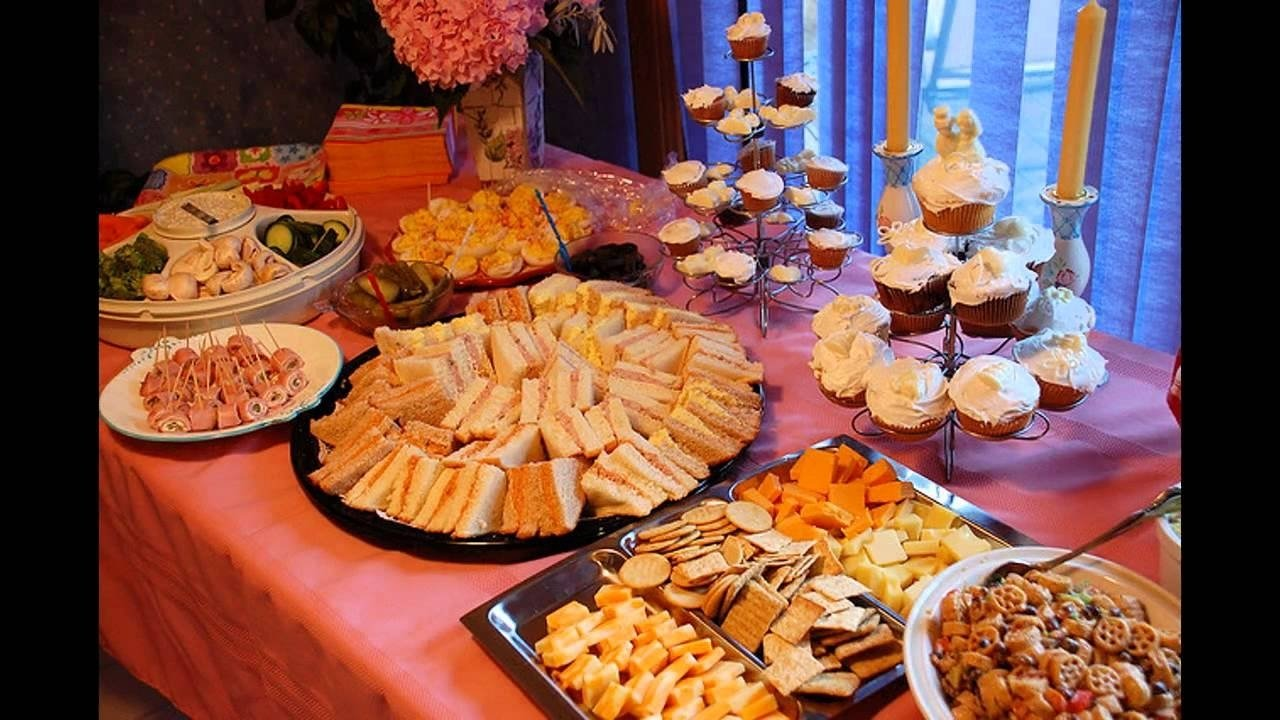 Baby Shower Food Recipes Food Network Choice Image ...