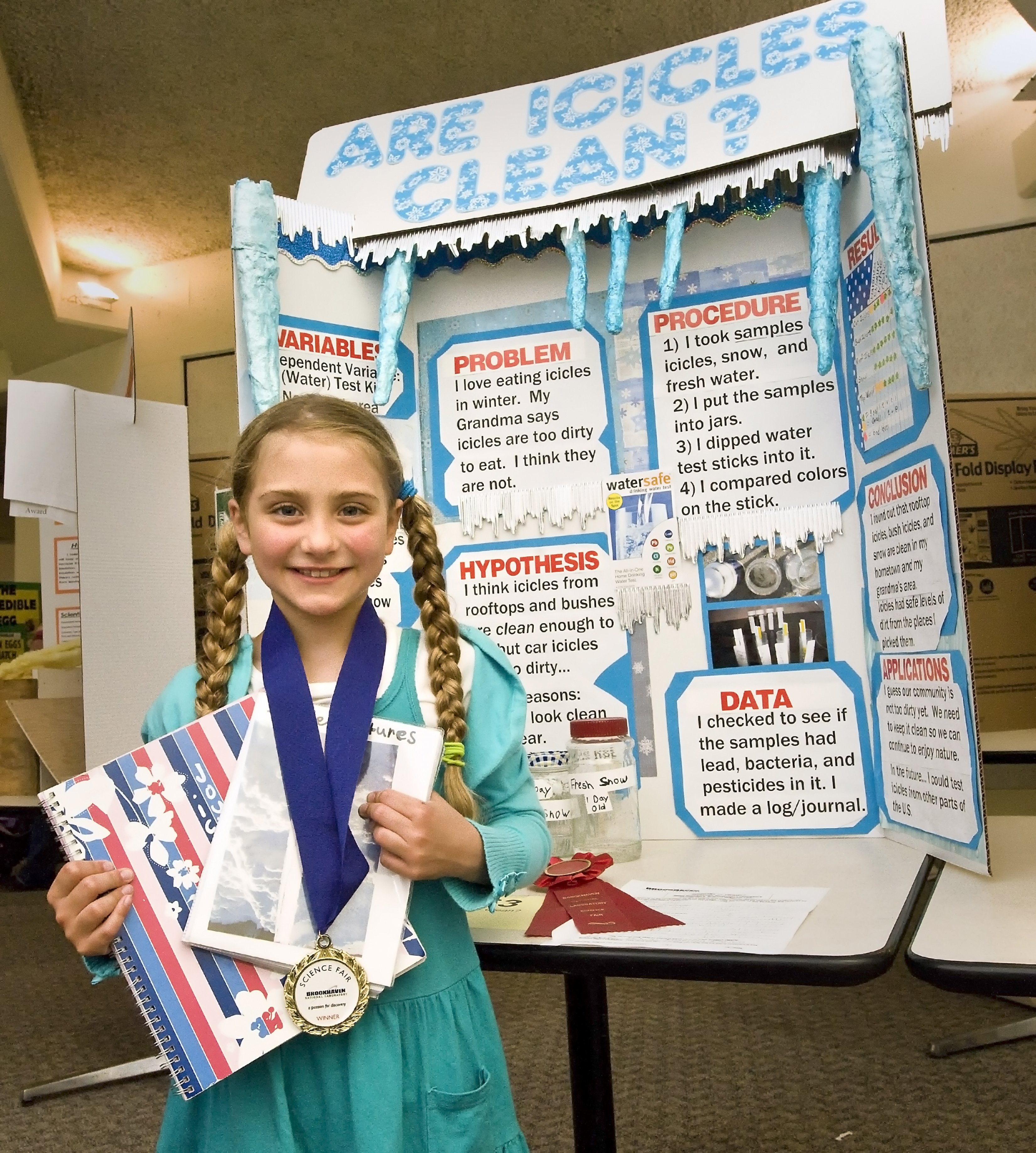 Imágenes De Science Fair Projects Ideas For Sixth Grade