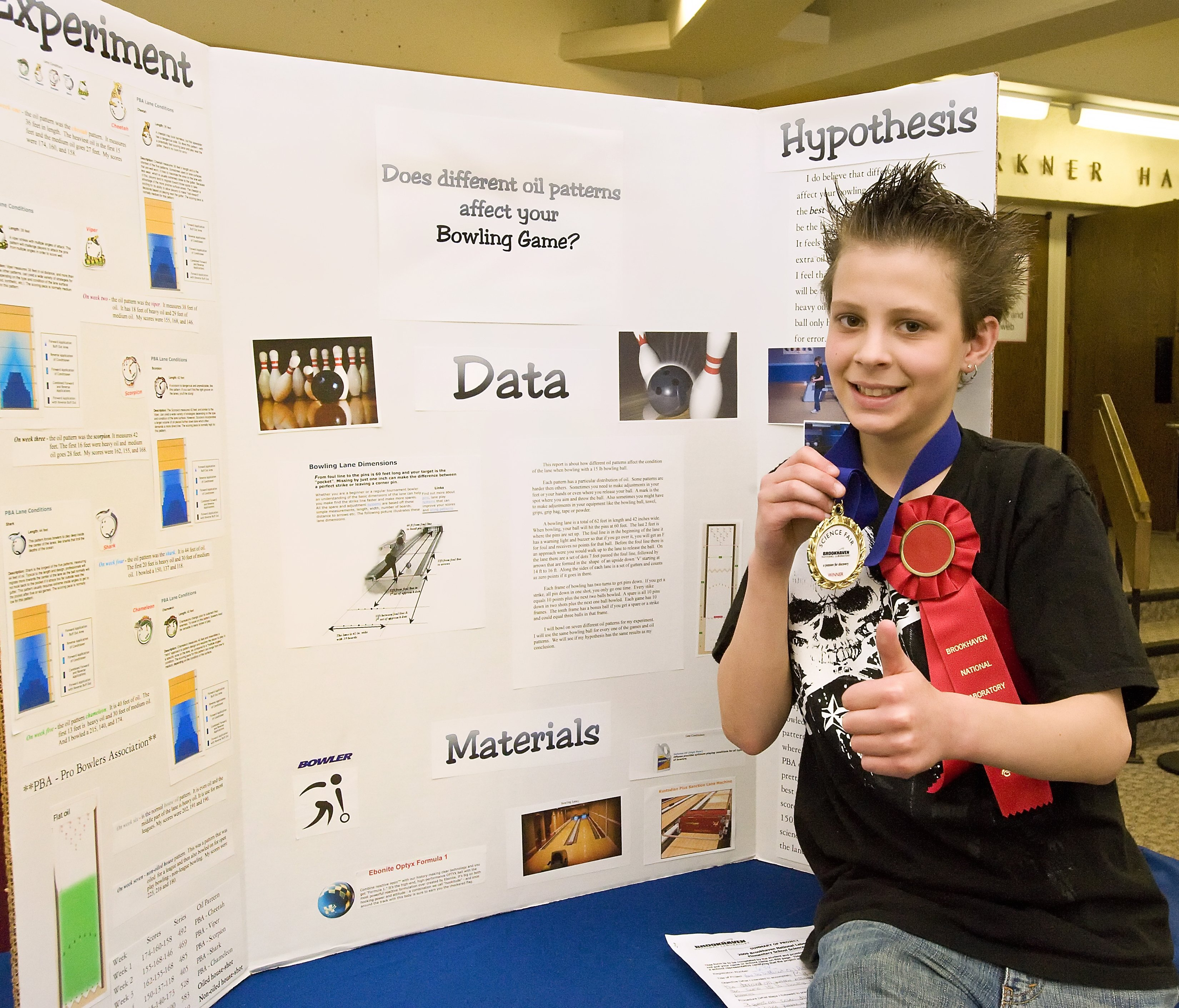 imágenes de cool science fair projects for sixth grade