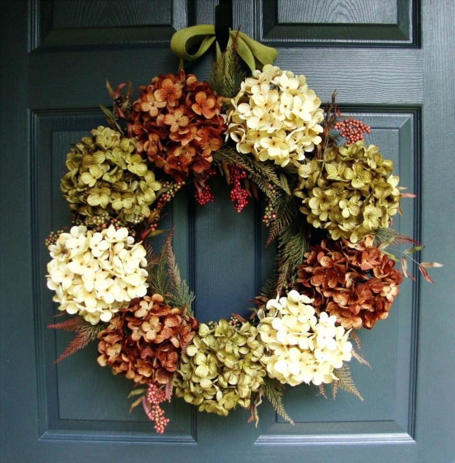 10 Stunning Fall Wreath Ideas Front Door front doors home door ideas front door design home door beautiful 2020