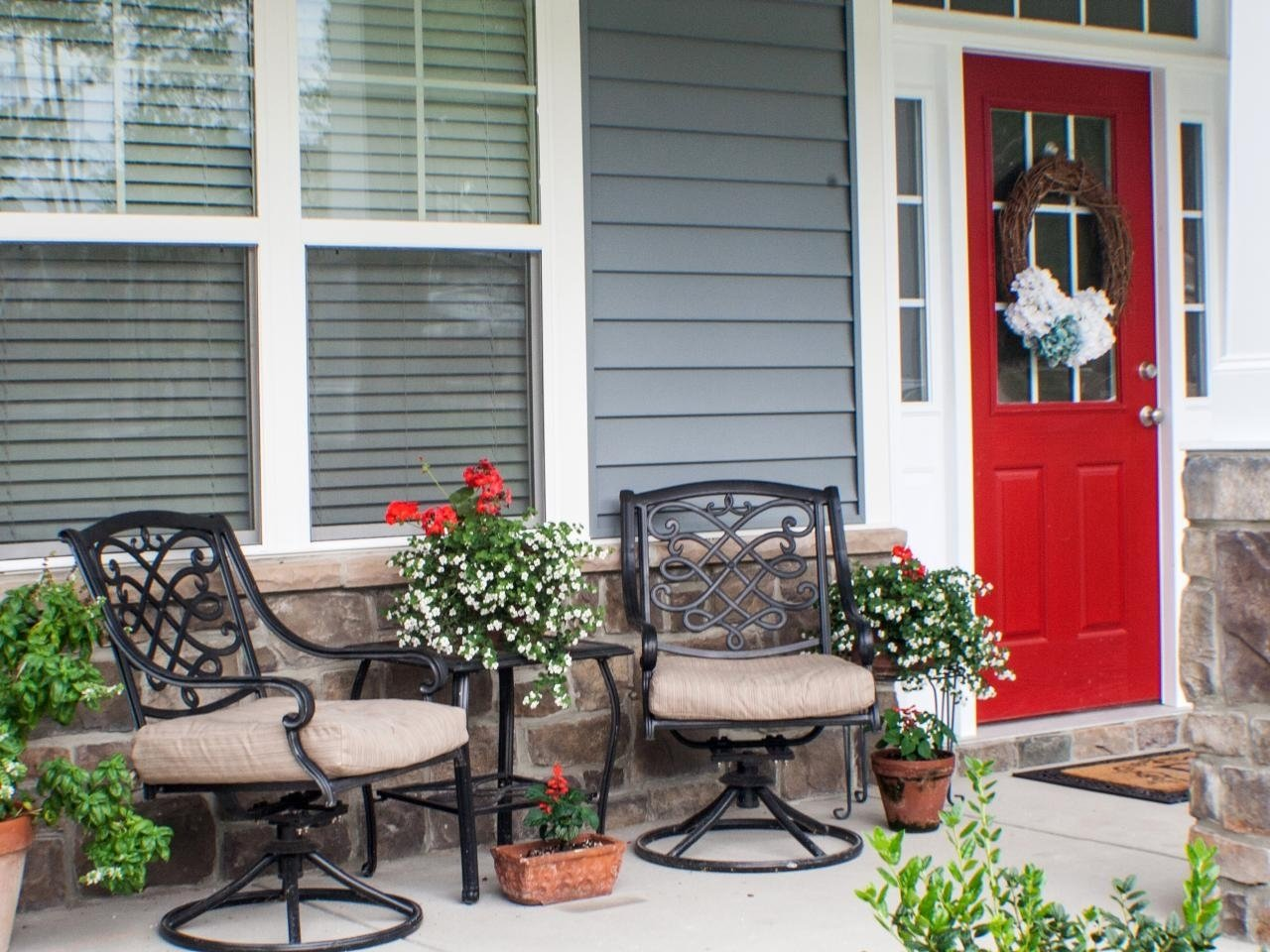 front porch decorating ideas from around the country diy patio small
