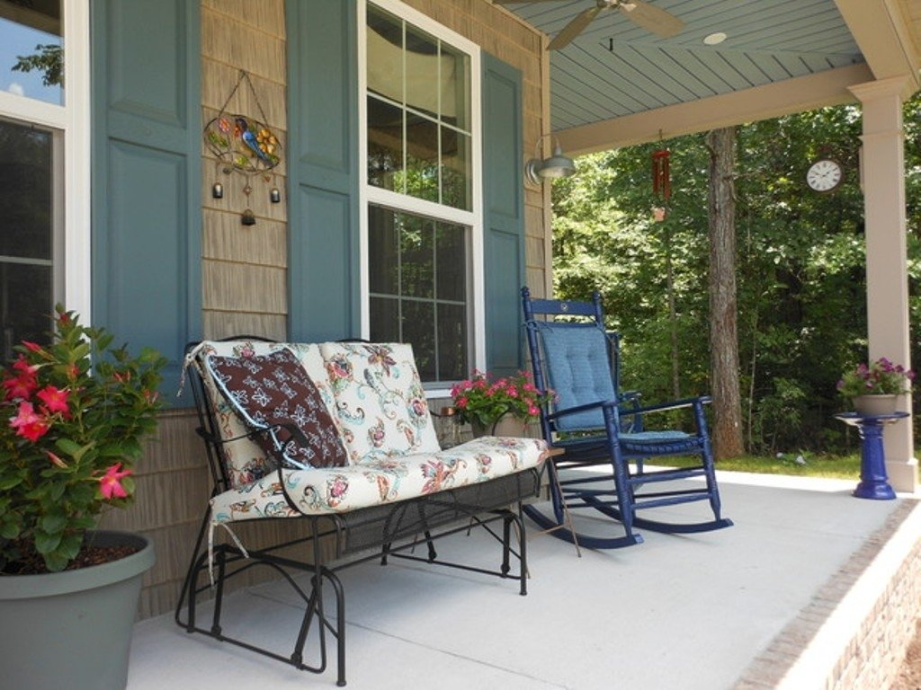 front porch ideas and more furniture — bistrodre porch and landscape