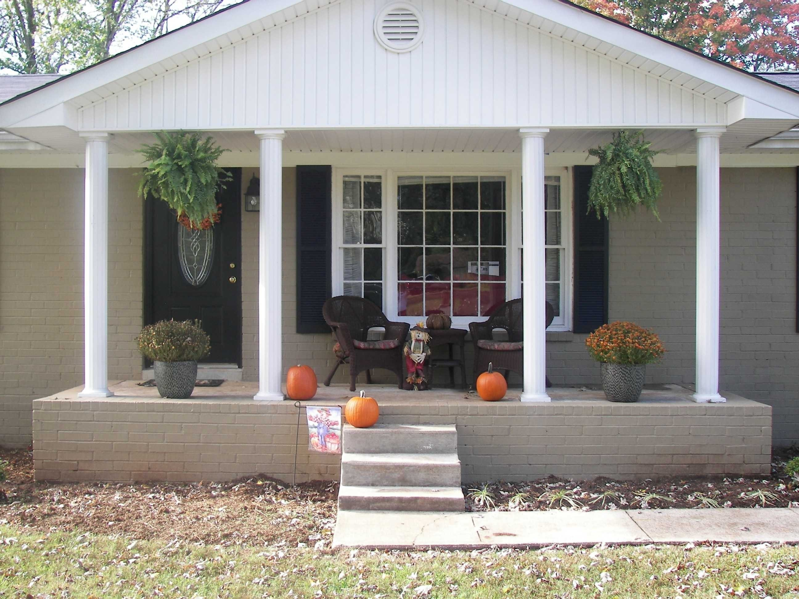 front porch ideas for small inspirations with charming porches