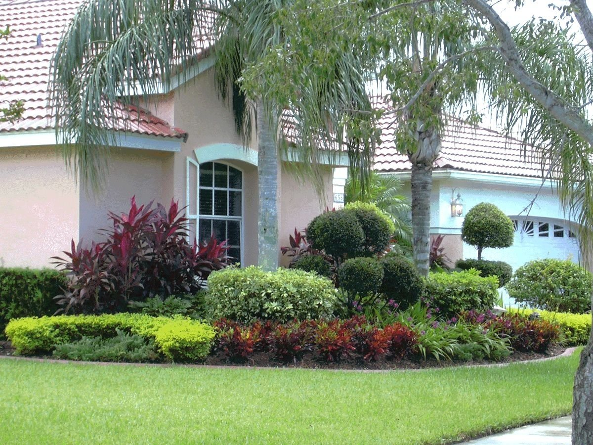 10 Perfect Front Yard Landscaping Ideas For Ranch Style Homes front yard landscape design for ranch style homes the garden cool 2021