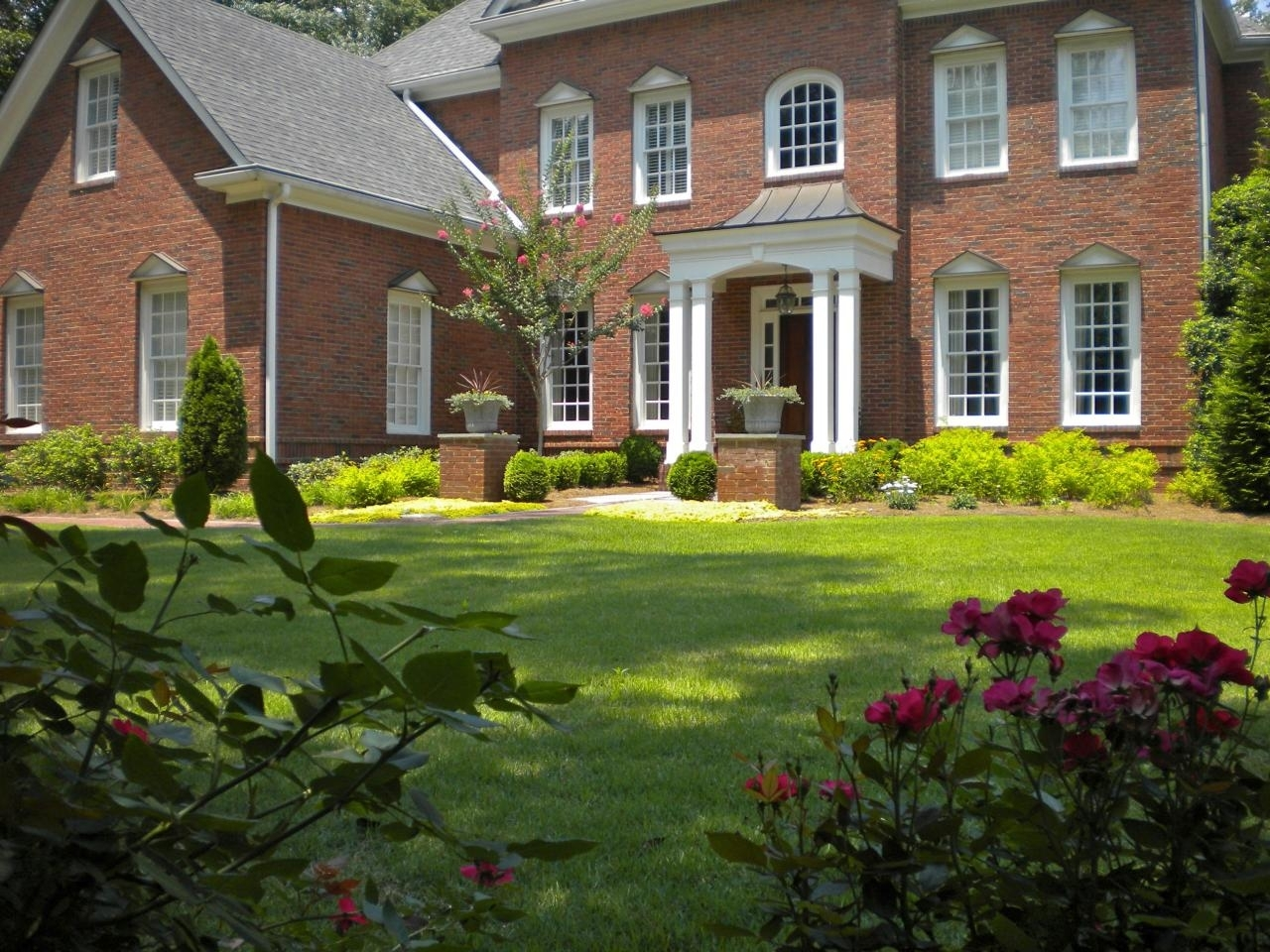 10 Most Recommended Landscape Ideas For Front Yard %name 2021