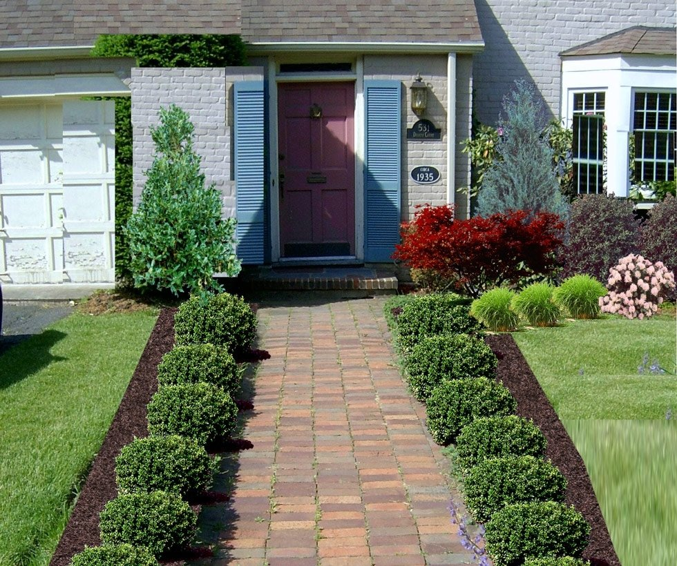 10 Spectacular Front Yard Flower Bed Ideas front yard landscaping pictures manitoba design 2020