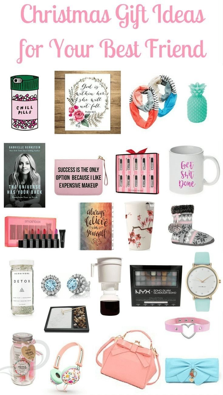 10 Amazing Gift Ideas For Best Friend Female frugal christmas gift ideas for your female friends frugal 5