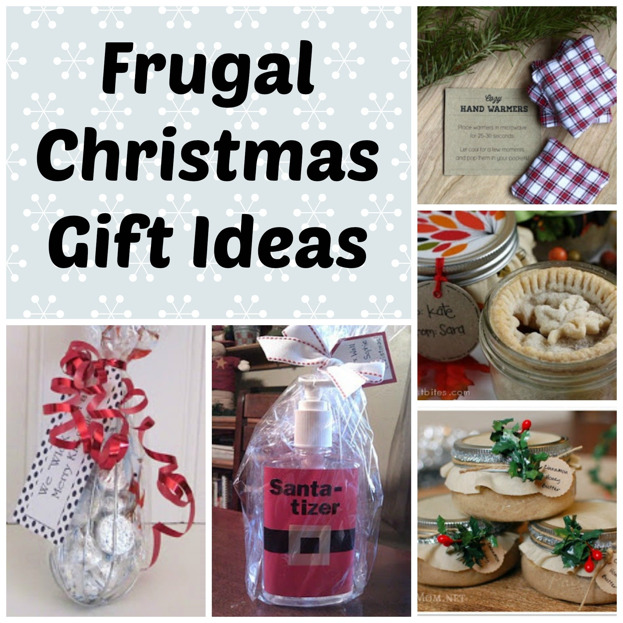 frugal christmas gift ideas (part 4 | frugal christmas, frugal and