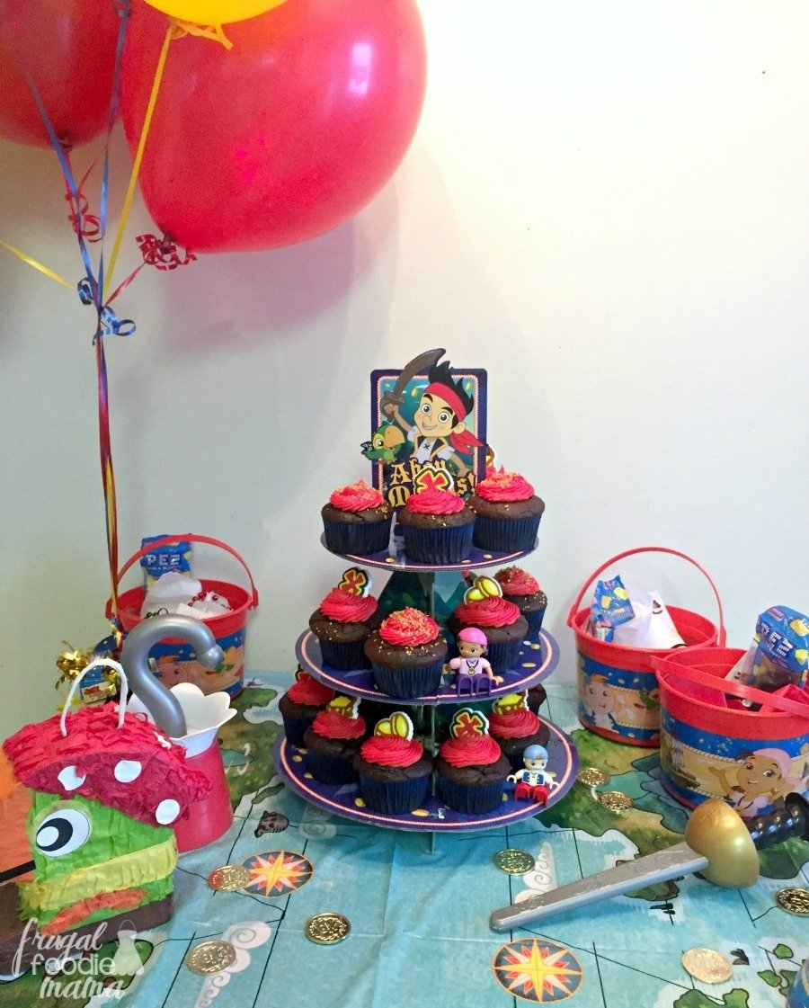 10 Pretty Jake And The Neverland Pirates Birthday Party Ideas frugal foodie mama throwing a jake and the neverland pirates 1 2020