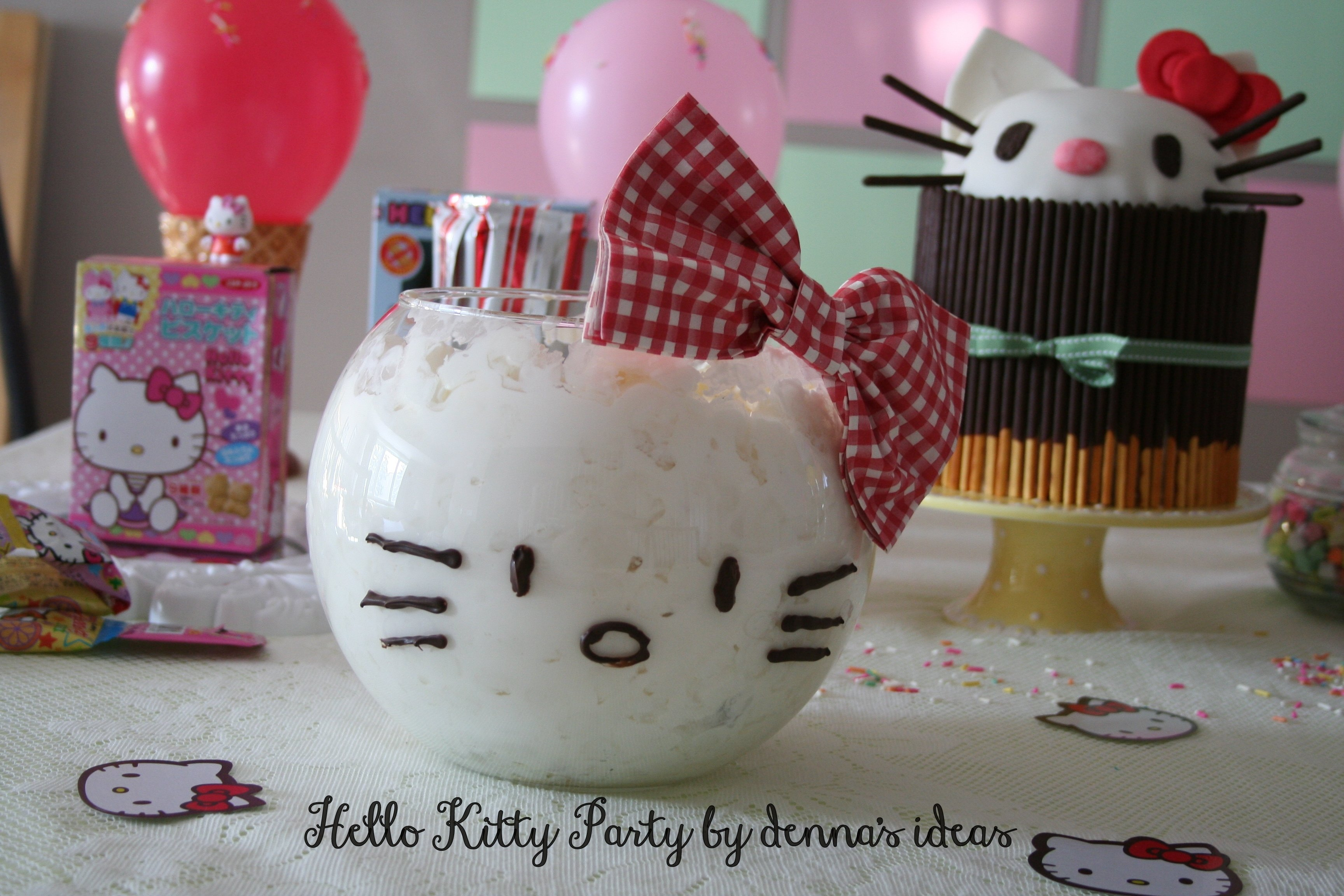 10 Attractive Hello Kitty Party Food Ideas fruit salad bowl ideas dennas ideas