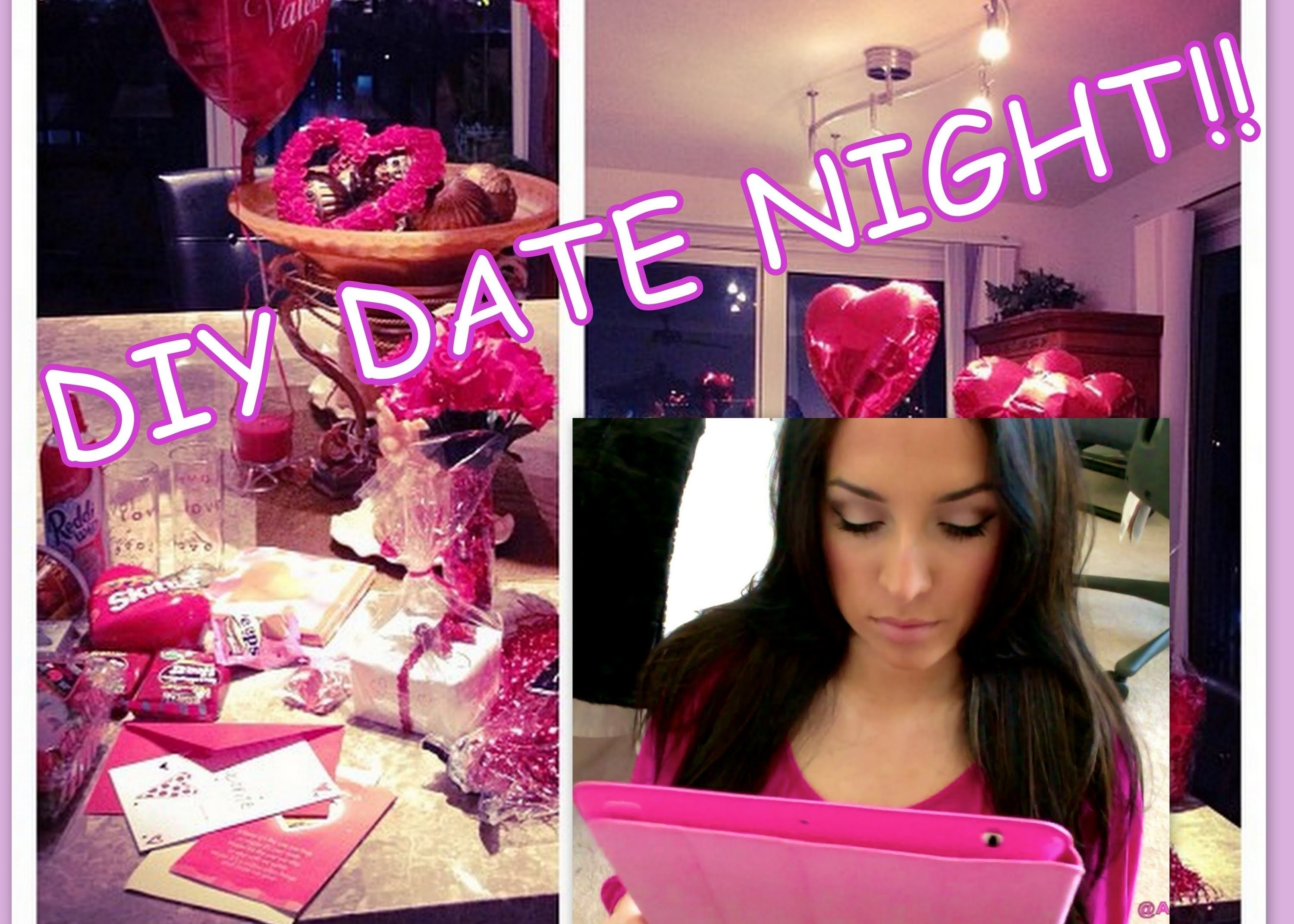 fun & affordable valentines day date night ideas- | how to: fun at