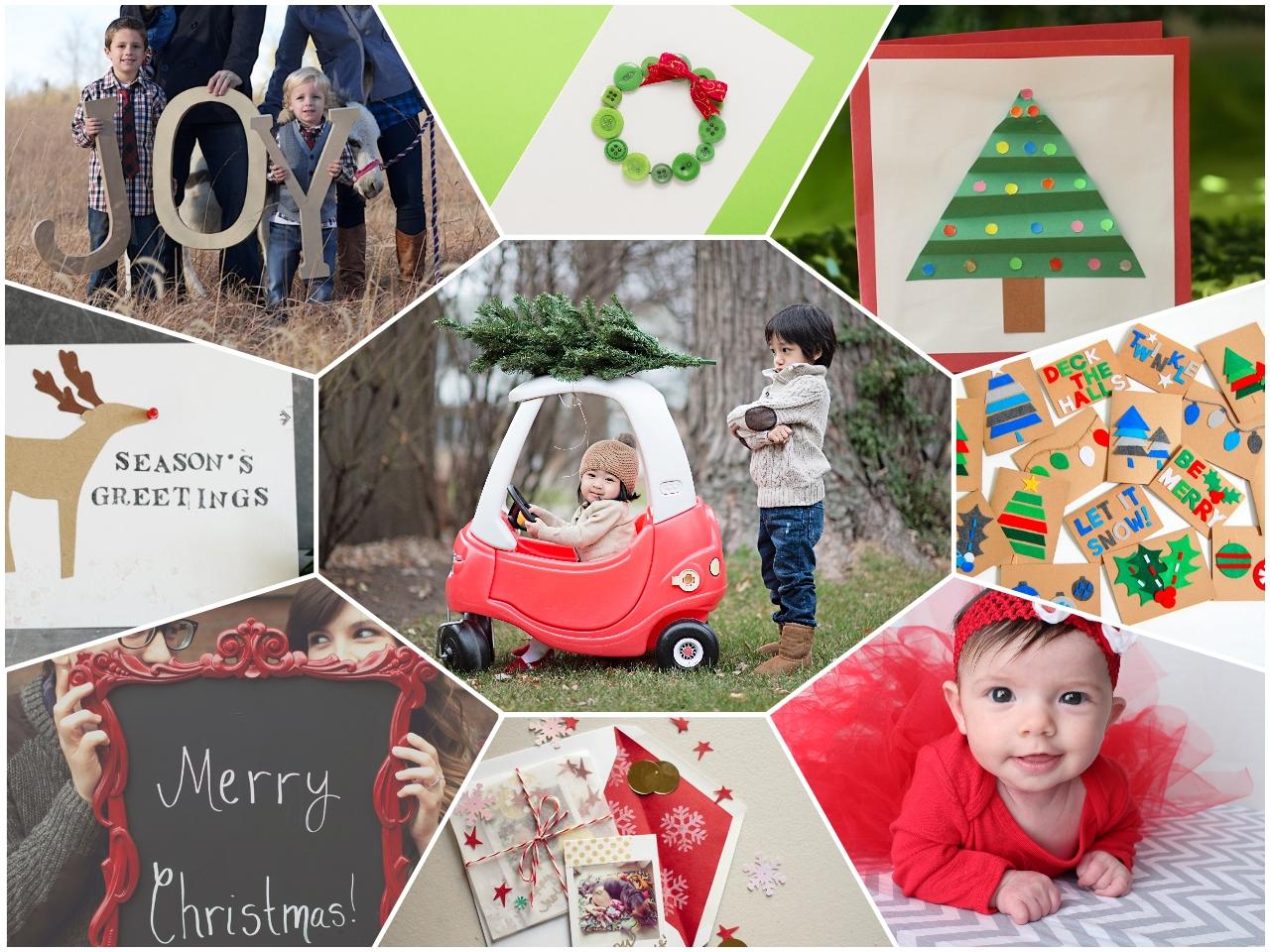 10 Fashionable Creative Christmas Card Photo Ideas fun and creative holiday cards and family photo ideas parentmap 1 2021
