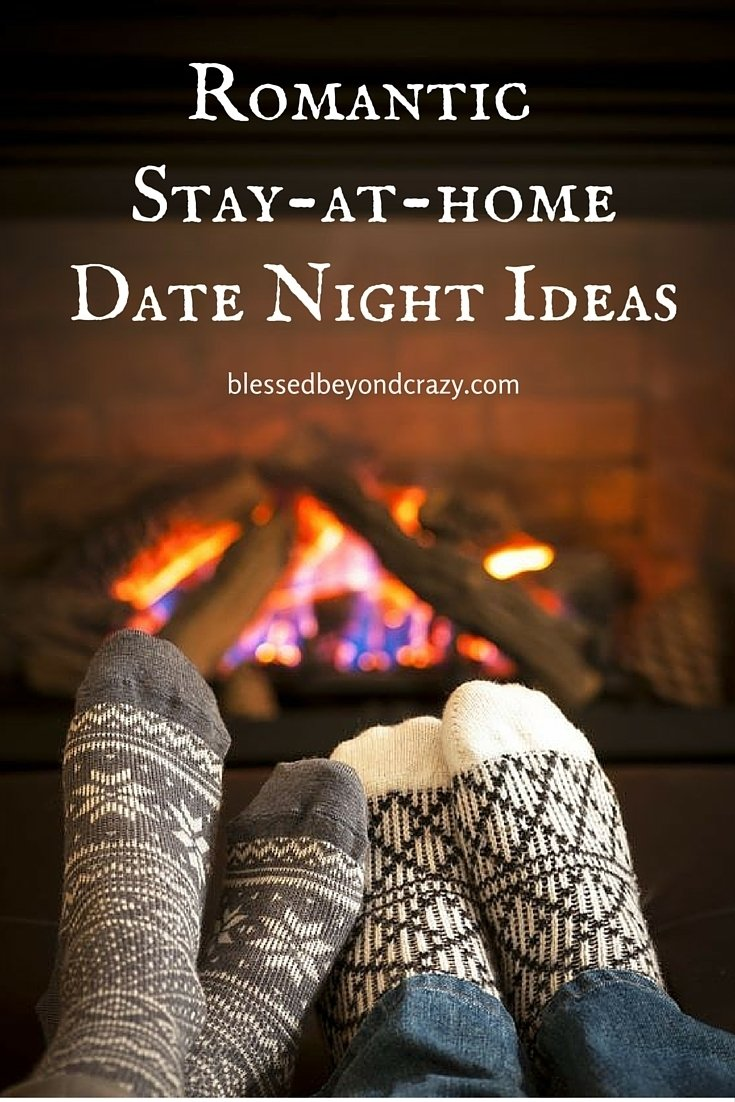10 lovable fun at home date ideas