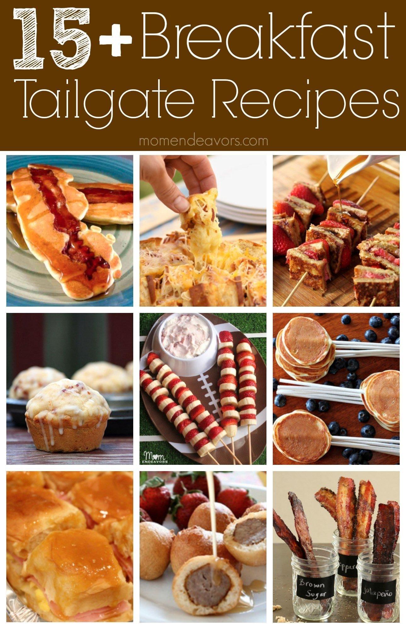 10 Best Football Party Food Menu Ideas fun breakfast tailgate recipe ideas college football tailgate party 1 2020