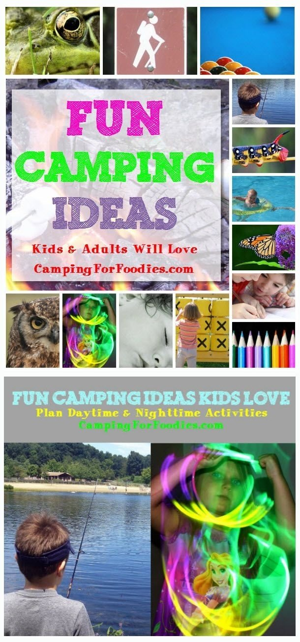 10 Gorgeous Fun Camping Ideas For Adults fun camping activities kids love and adults will too camping 2020