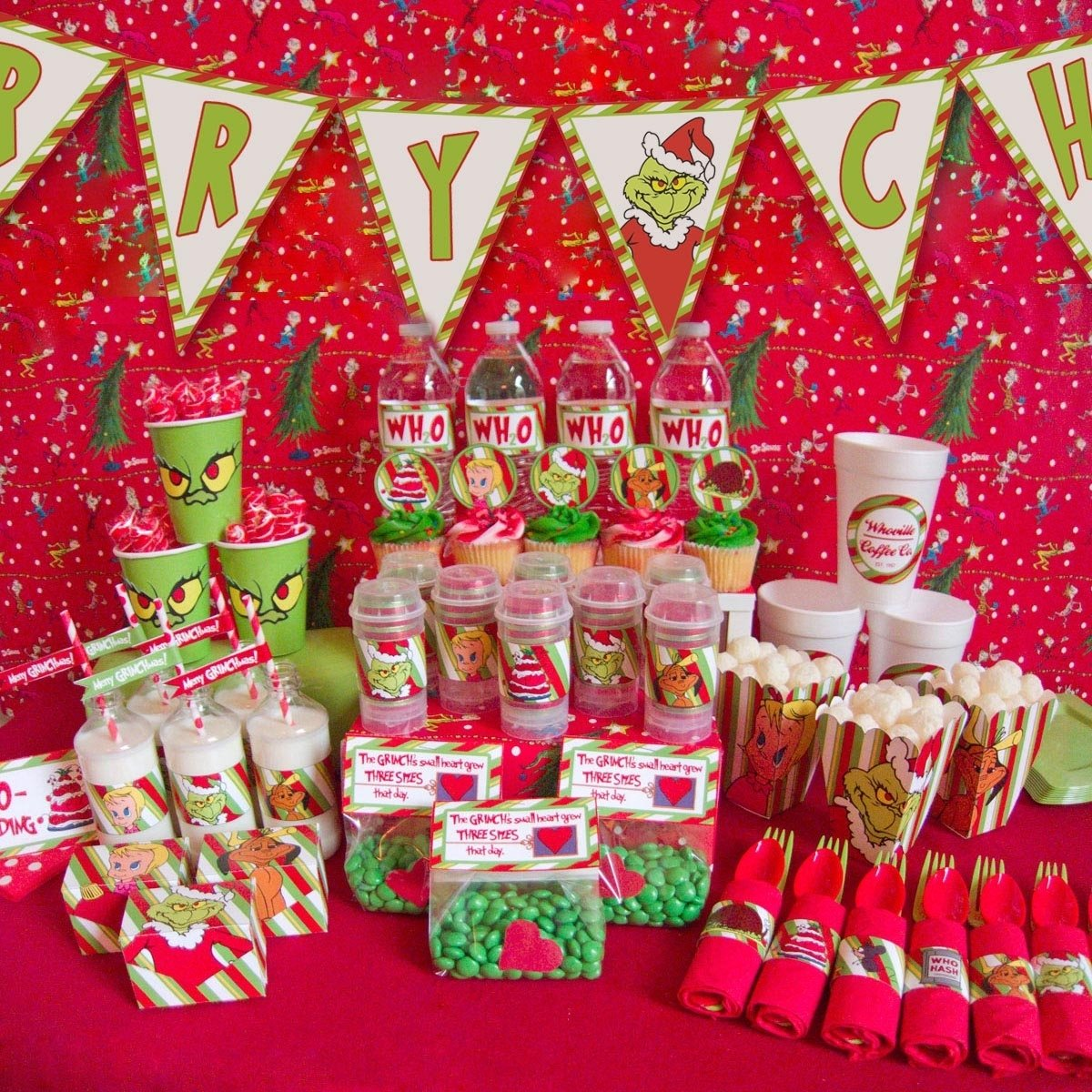 10 Attractive Christmas Party Theme Ideas For Adults fun christmas party themes home party ideas 1 2020