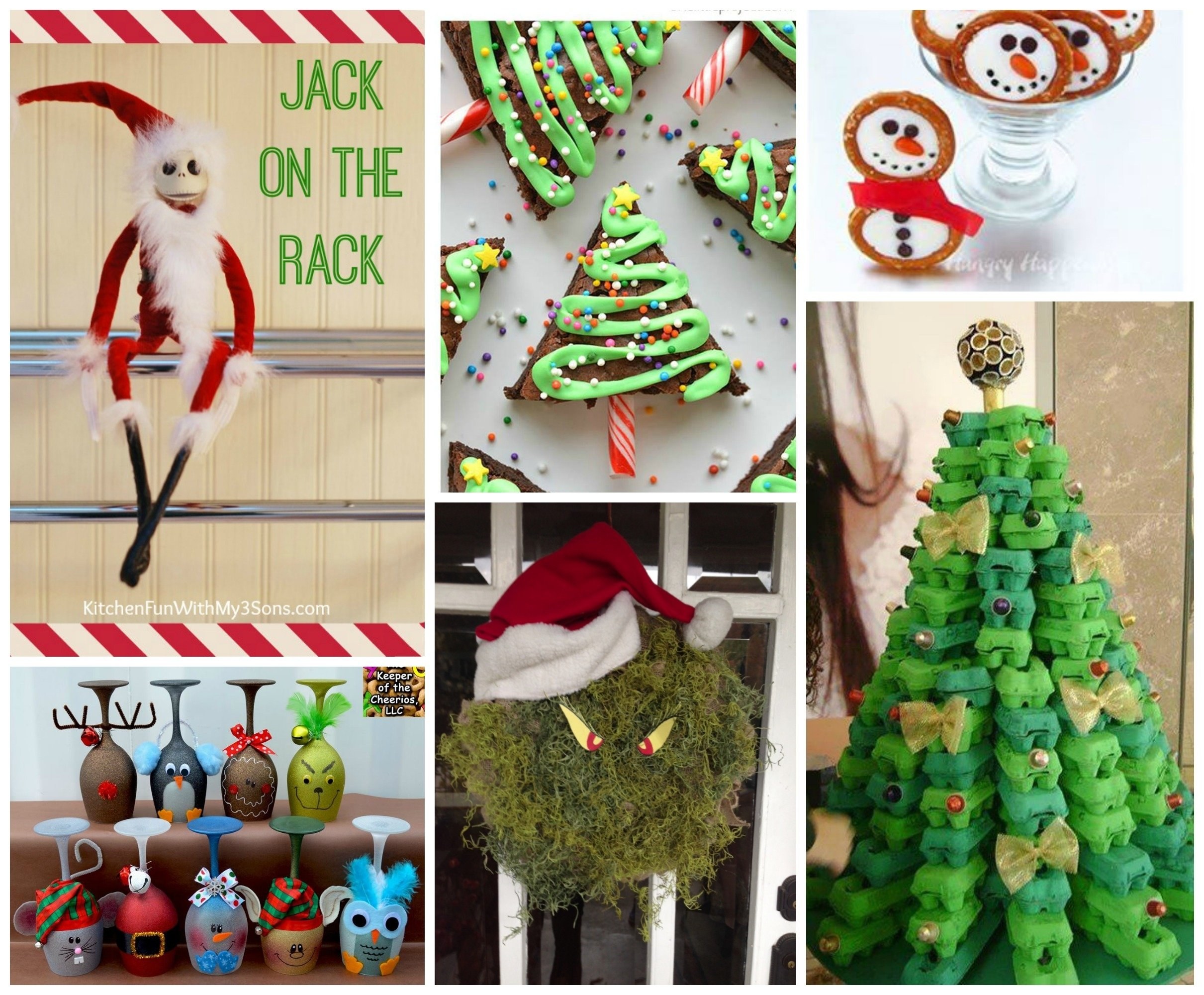 10 Fabulous Christmas Crafts Ideas For Adults fun finds friday with christmas fun food craft ideas kitchen