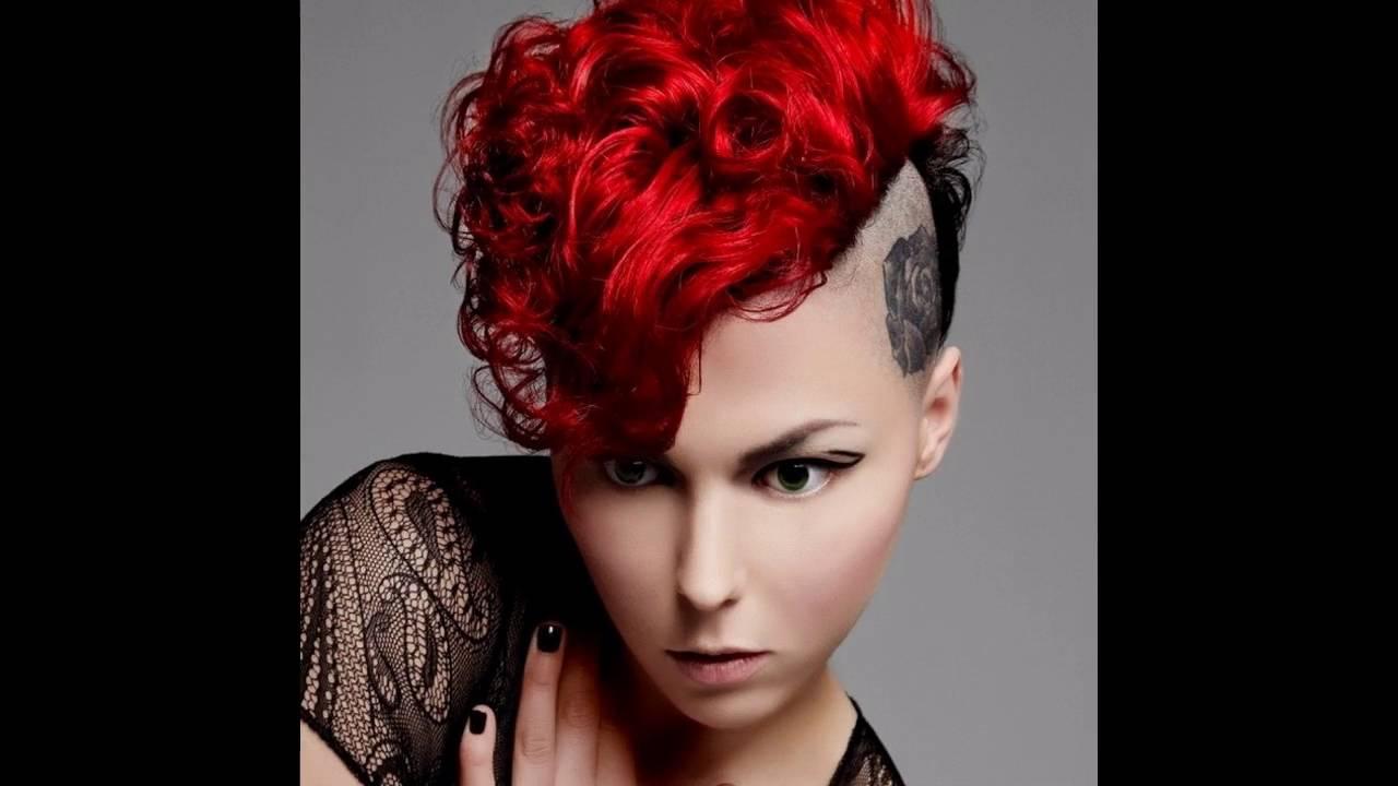 10 Cute Fun Red Hair Color Ideas fun hair color ideas youtube 2020