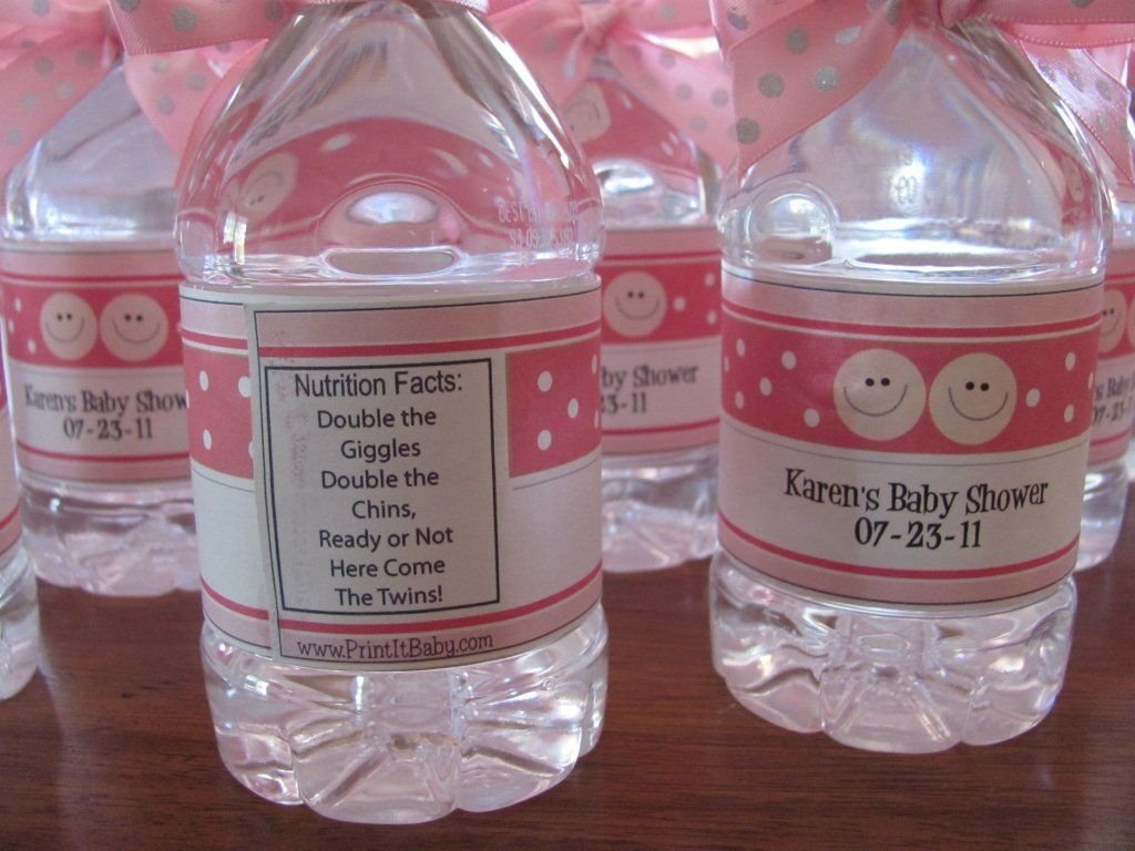 10 Fantastic Twin Girl Baby Shower Ideas fun ideas for a twin girls baby shower food drink cupcakes games 1 2020