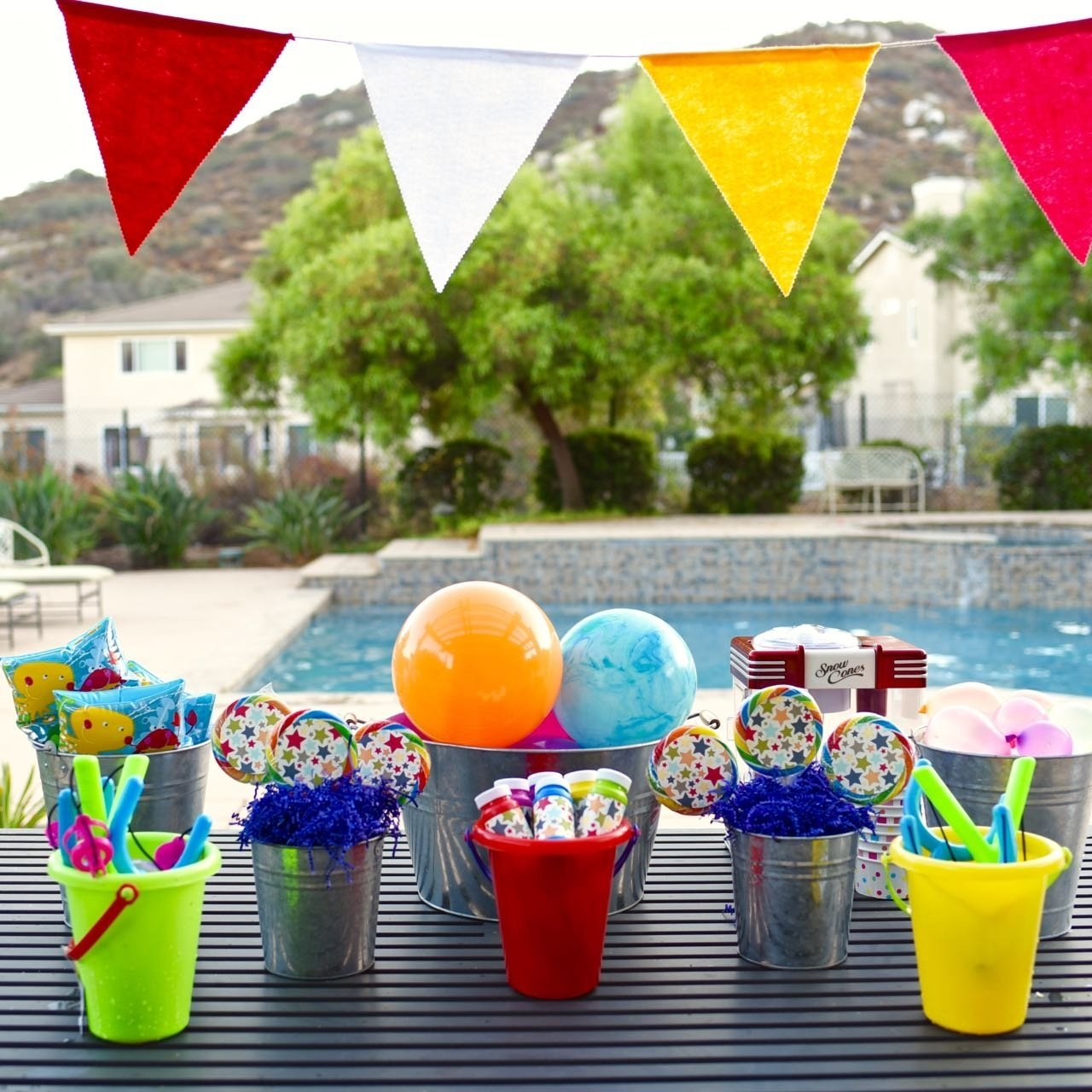 10 Nice Summer Party Ideas For Kids fun kids summer party ocean sensory bin make life lovely 2020