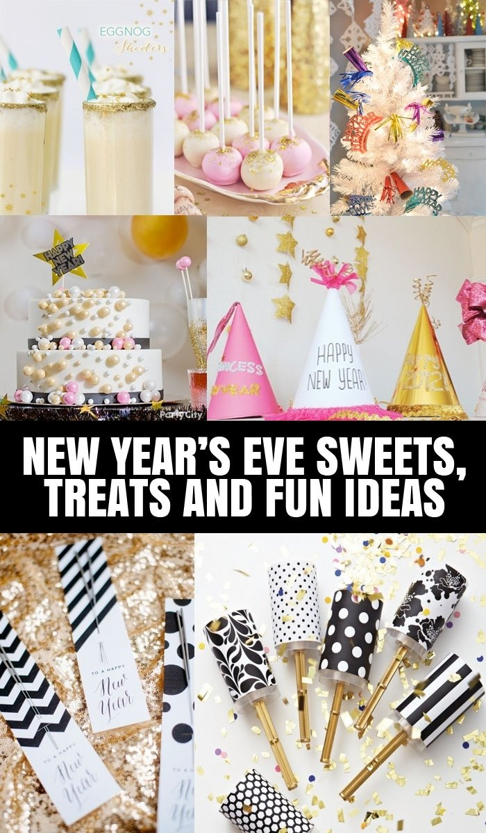 fun new year's eve ideas (love from the oven) | easy, holidays and nye