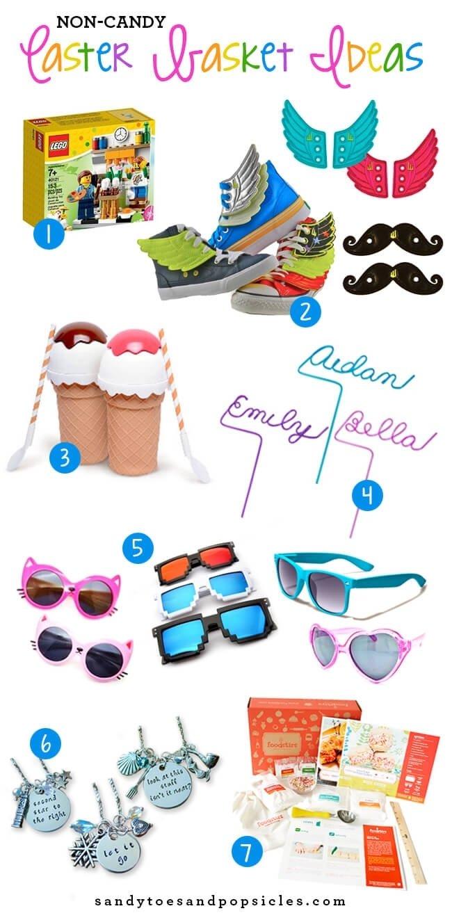 10 Cute Non Candy Easter Basket Ideas fun non candy easter basket ideas popsicle blog 2020