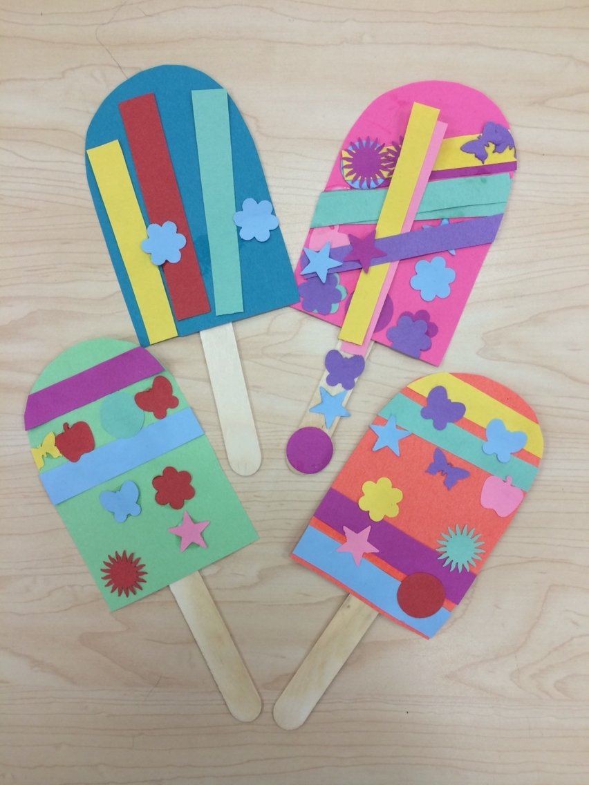 10 Lovable Arts And Crafts Ideas For Summer fun summer arts and crafts for preschoolers vinegret b2f97640e2d8 2 2020