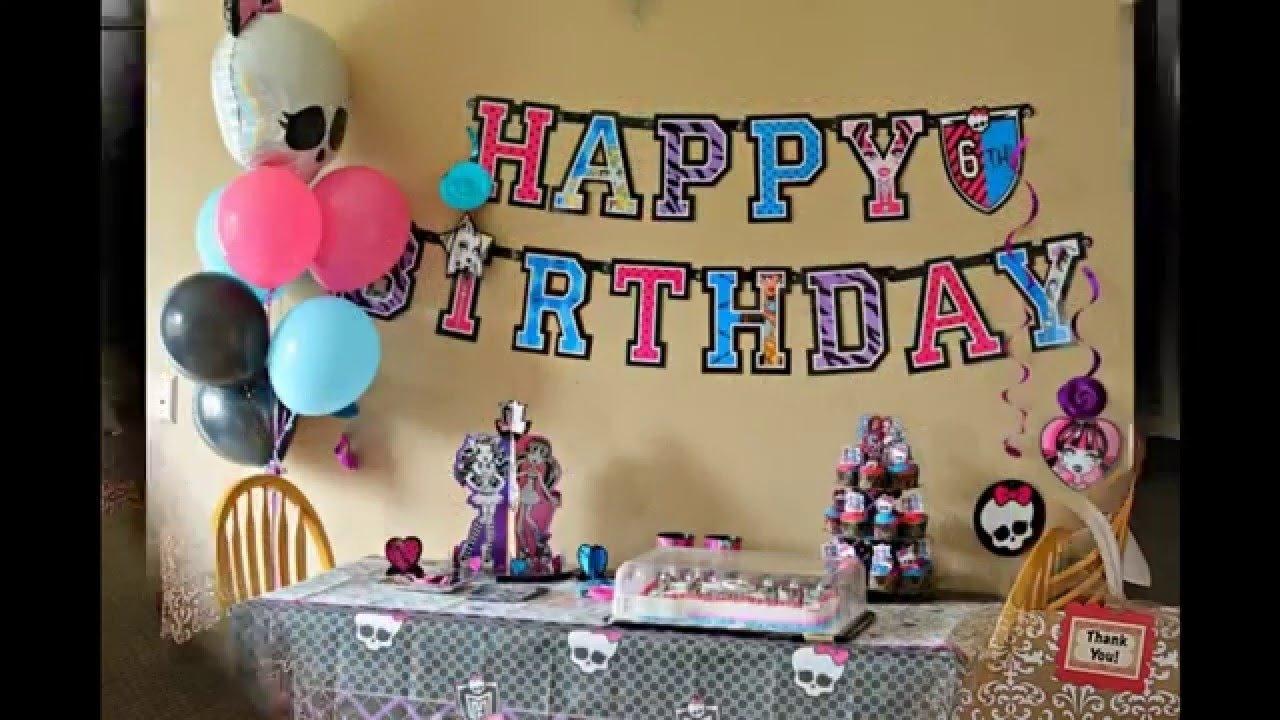 fun surprise birthday party ideas - youtube