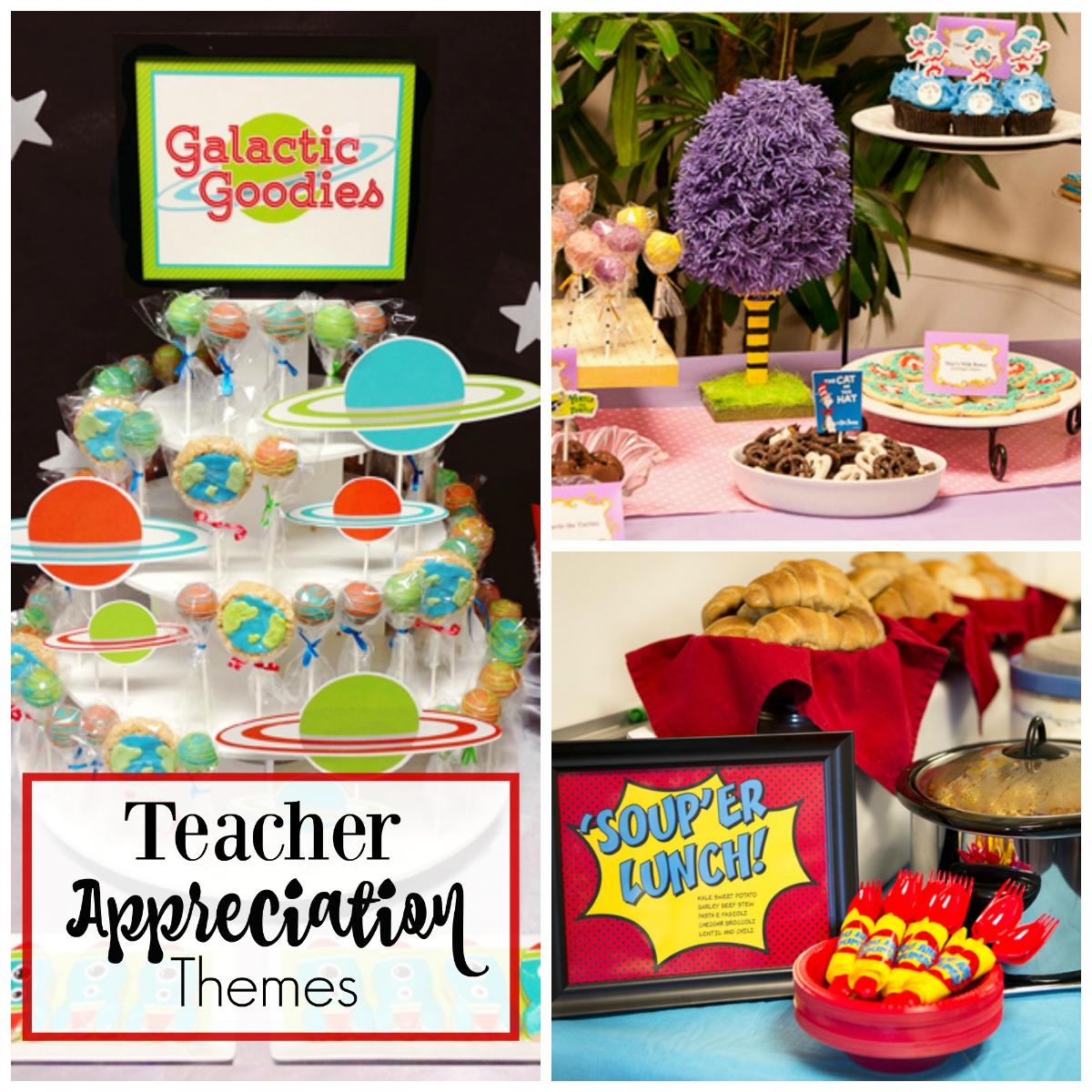 10 Famous Ideas For Teacher Appreciation Week fun teacher appreciation week ideas fun squared 3 2020