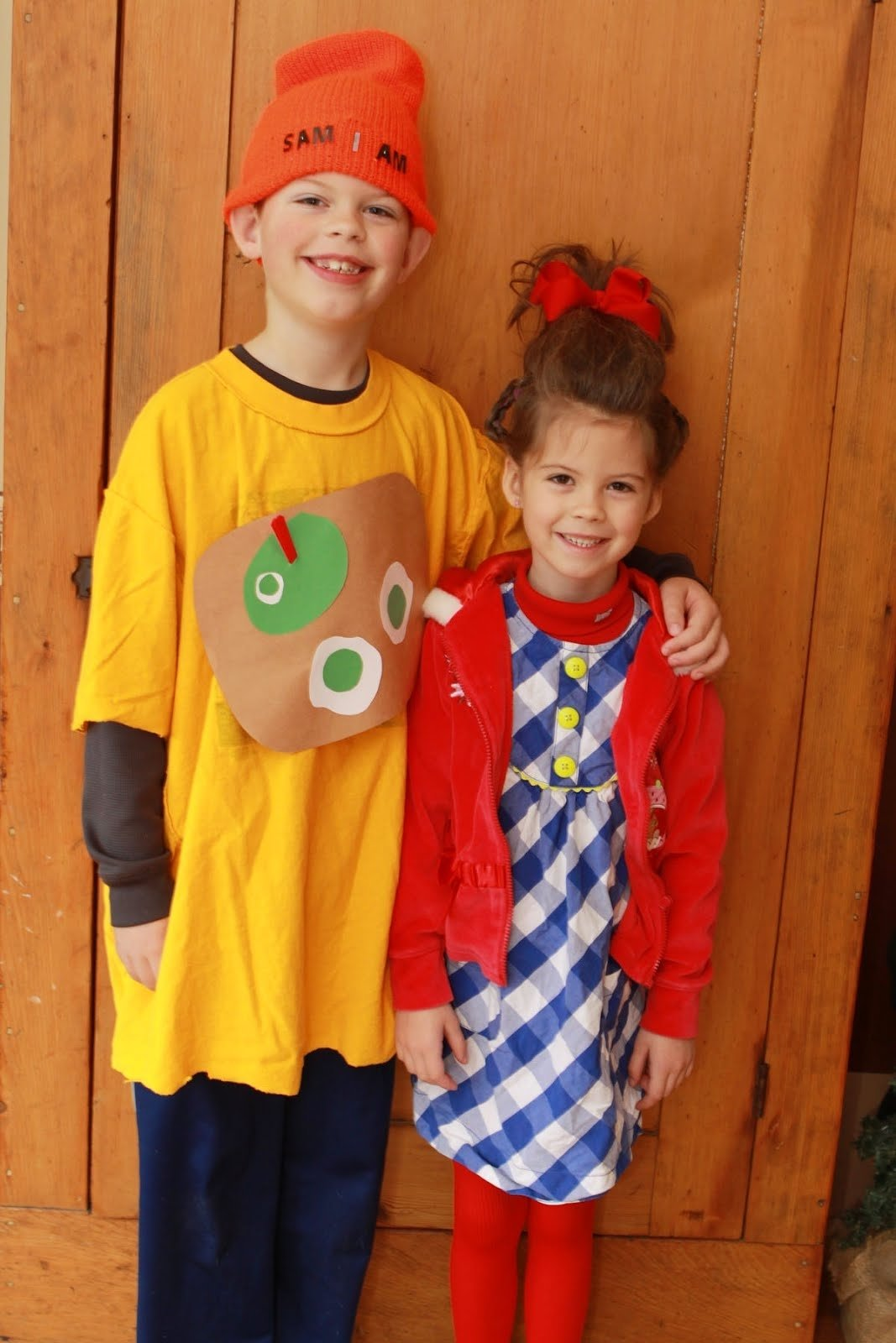 10 Best Dr Seuss Characters Costumes Ideas fun times in our lives cindy lou and sam i am dr seuss