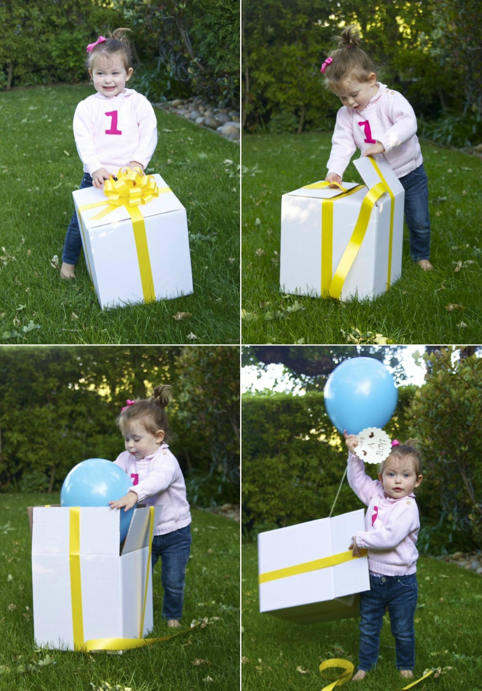 fun ways to reveal your baby's gender | gender reveal, gender and