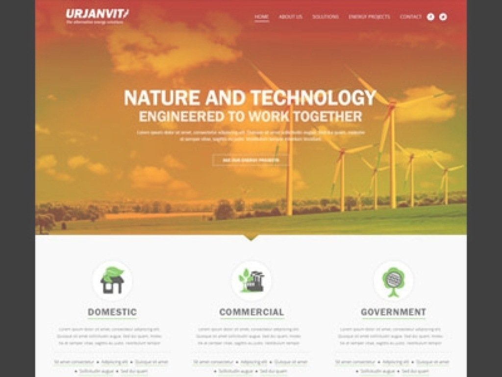 10 Most Recommended Good Ideas For A Website functional home page design homepage design for website ideas home 2020