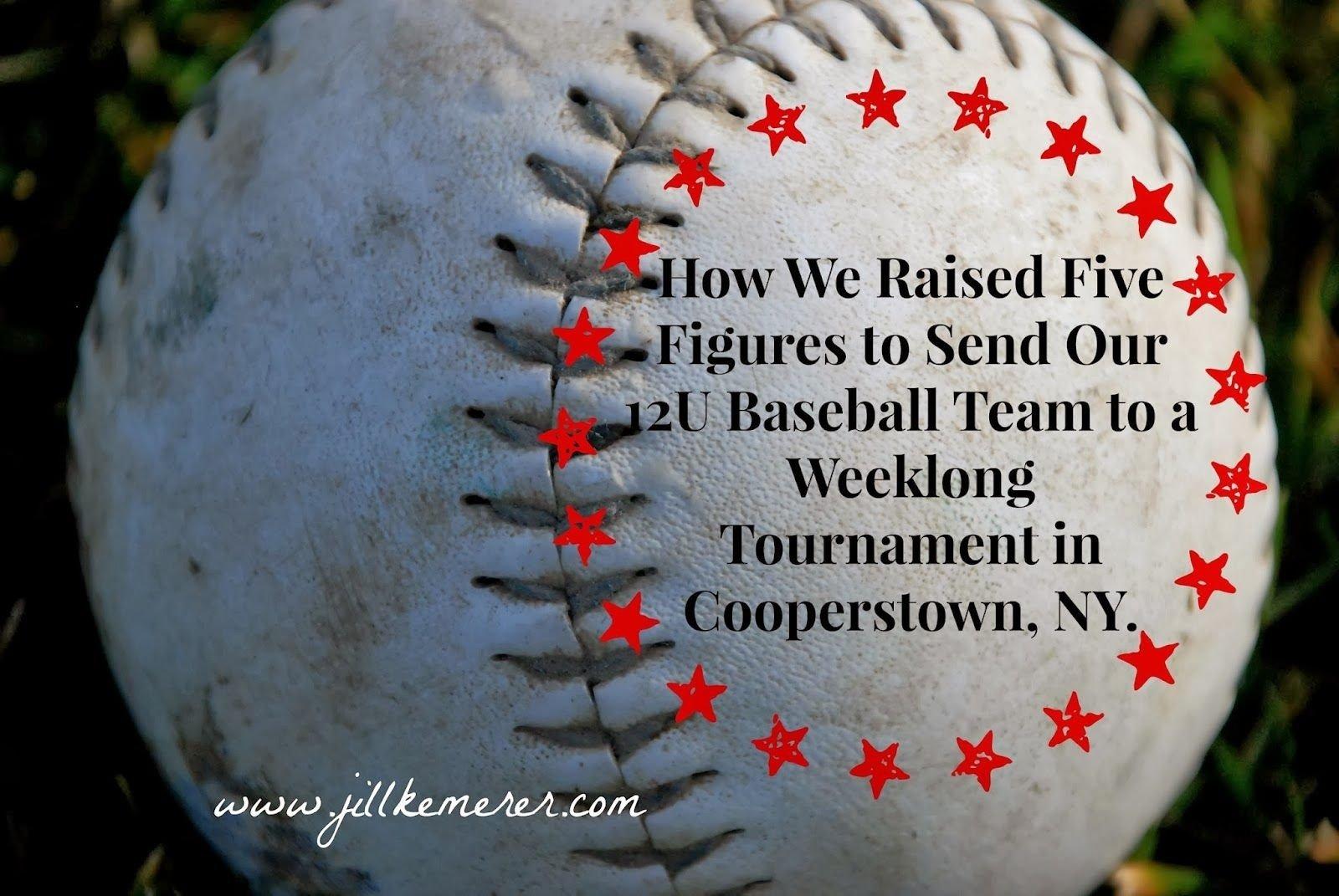 10 Cute Fundraising Ideas For Baseball Teams fundraising methods for youth sports teams jill kemerer my blog 2 2020