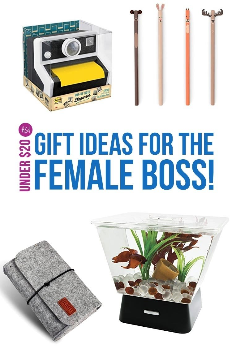 10 Stylish Gift Ideas For Female Boss funky gift ideas for a female boss for under 20 2020