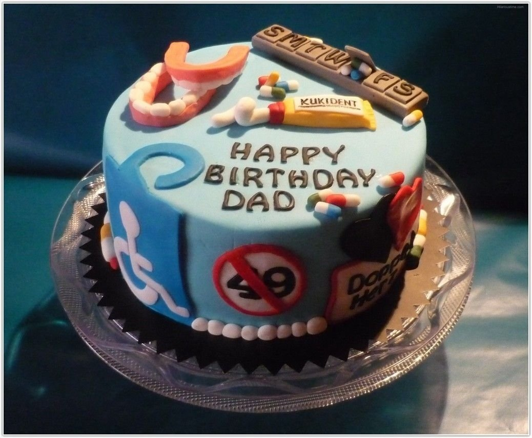 10 Cute Birthday Cakes For Men Ideas