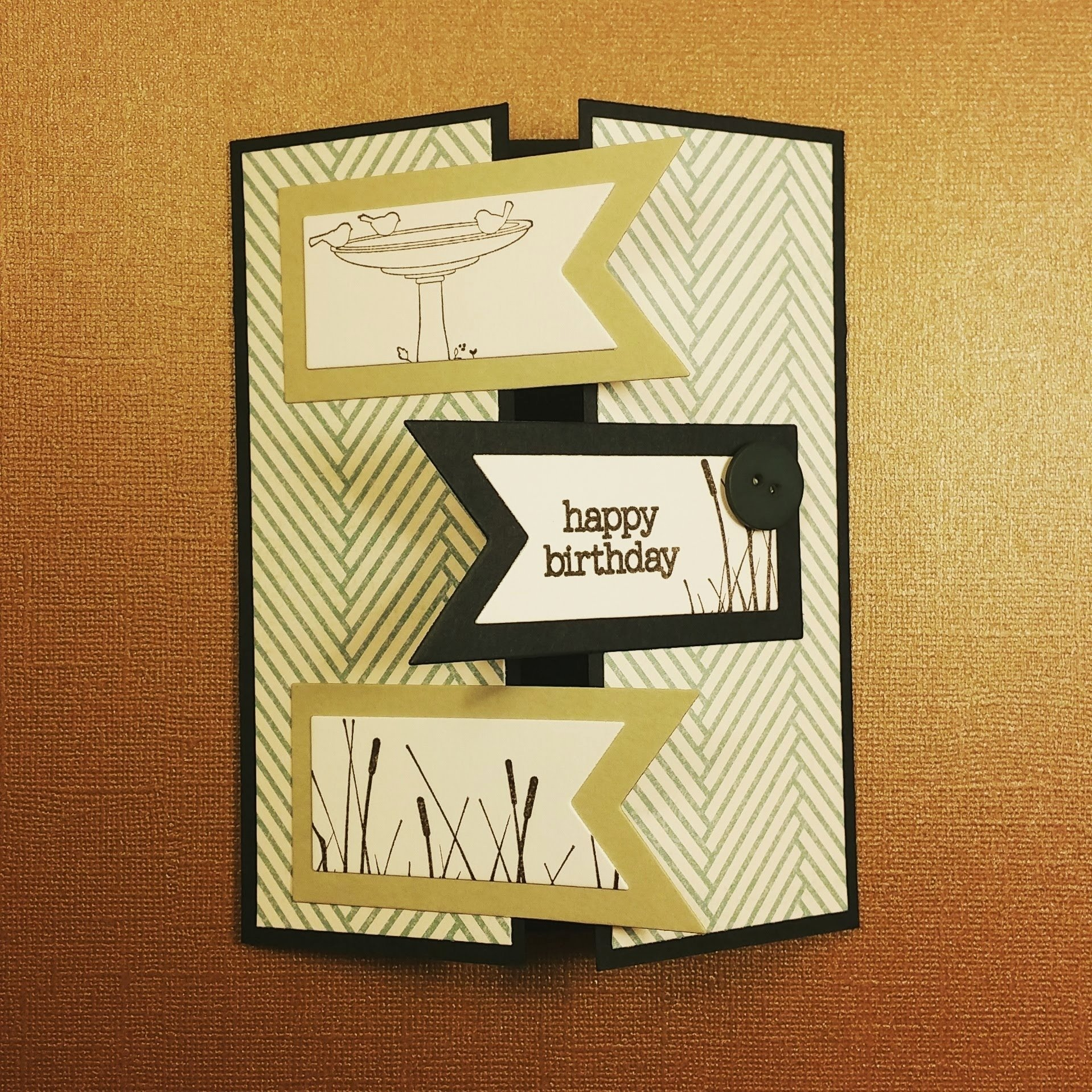 10 great stampin up card ideas for men