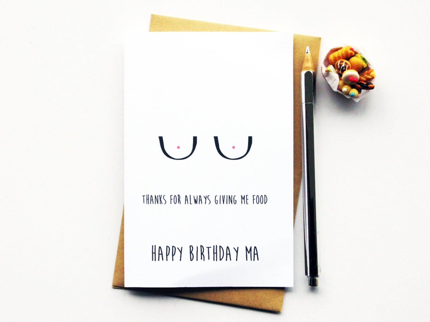 10 Amazing Birthday Card Ideas For Mom Funny Cards Within Ucwords Design