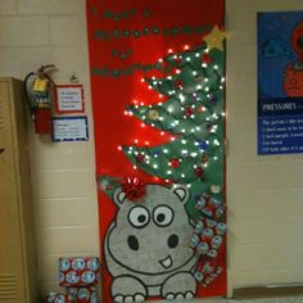 10 Most Recommended Christmas Door Decorating Contest Ideas funny christmas door decorating contest ideas beneconnoi