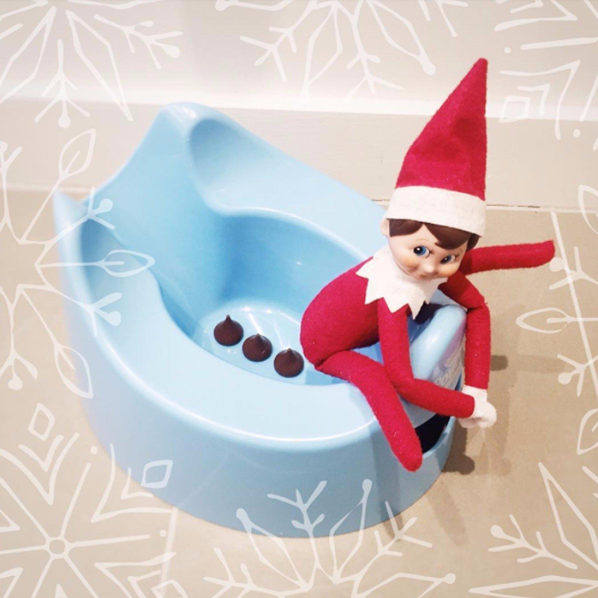 10 Stylish Funny Elf On The Shelf Ideas funny elf on the shelf ideas popsugar smart living uk 3 2021