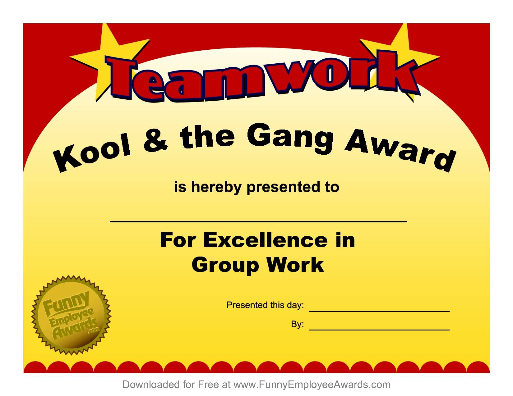 10 Beautiful Funny Award Ideas For Friends funny employee awards google search pinteres 1 2021