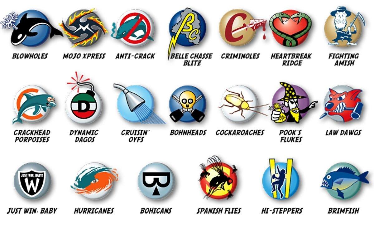 Cool Team Names