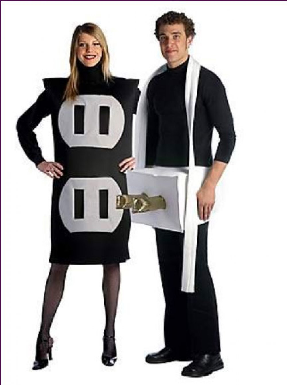 10 Awesome Funny Couple Halloween Costume Ideas funny fun lol couple halloween costumes pics images photos  sc 1 st  Unique Ideas 2018 & 10 Awesome Funny Couple Halloween Costume Ideas