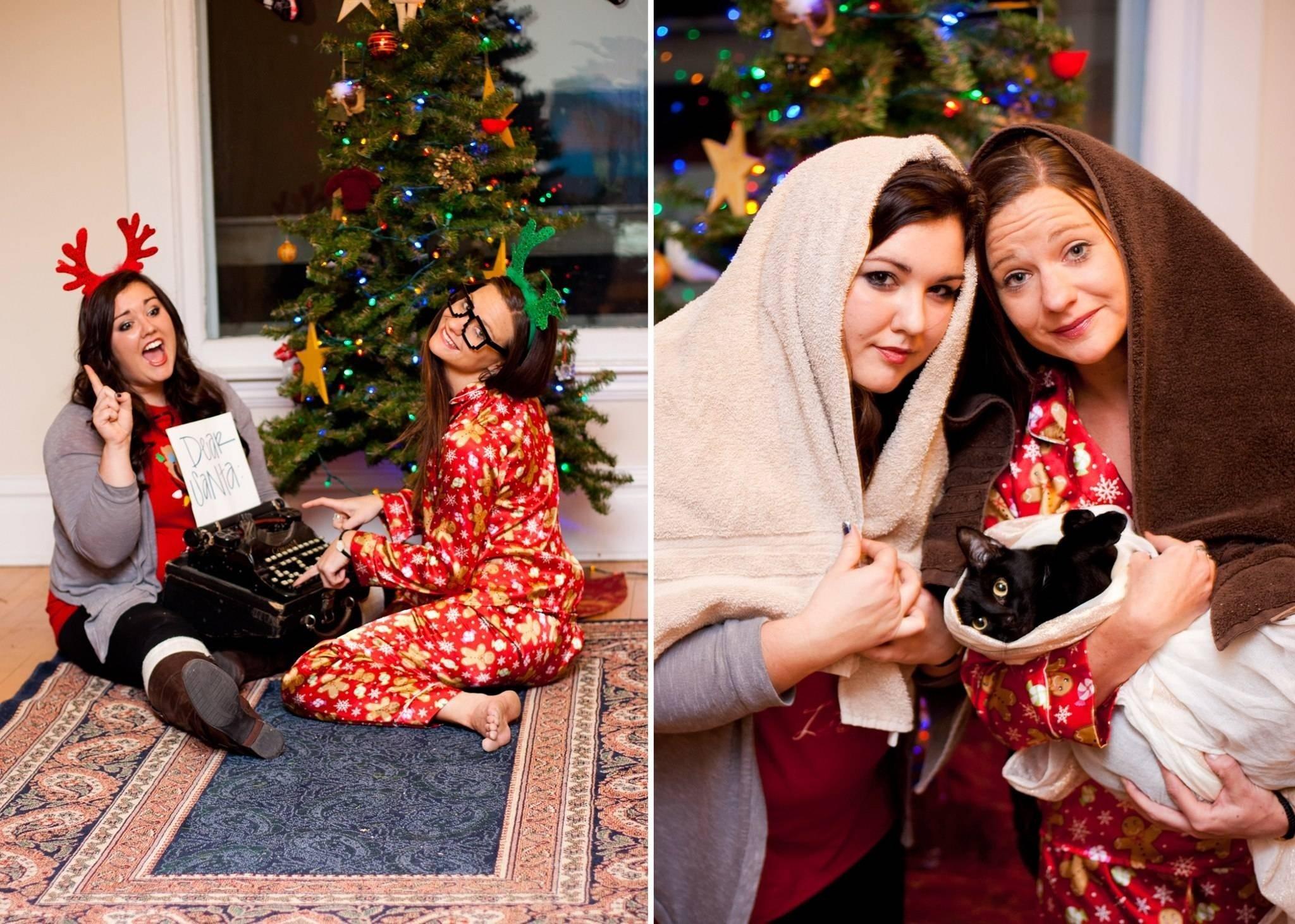 10 Fashionable Cute Christmas Card Photo Ideas funny homemade christmas cards huffington post tierra este 17145 2 2020